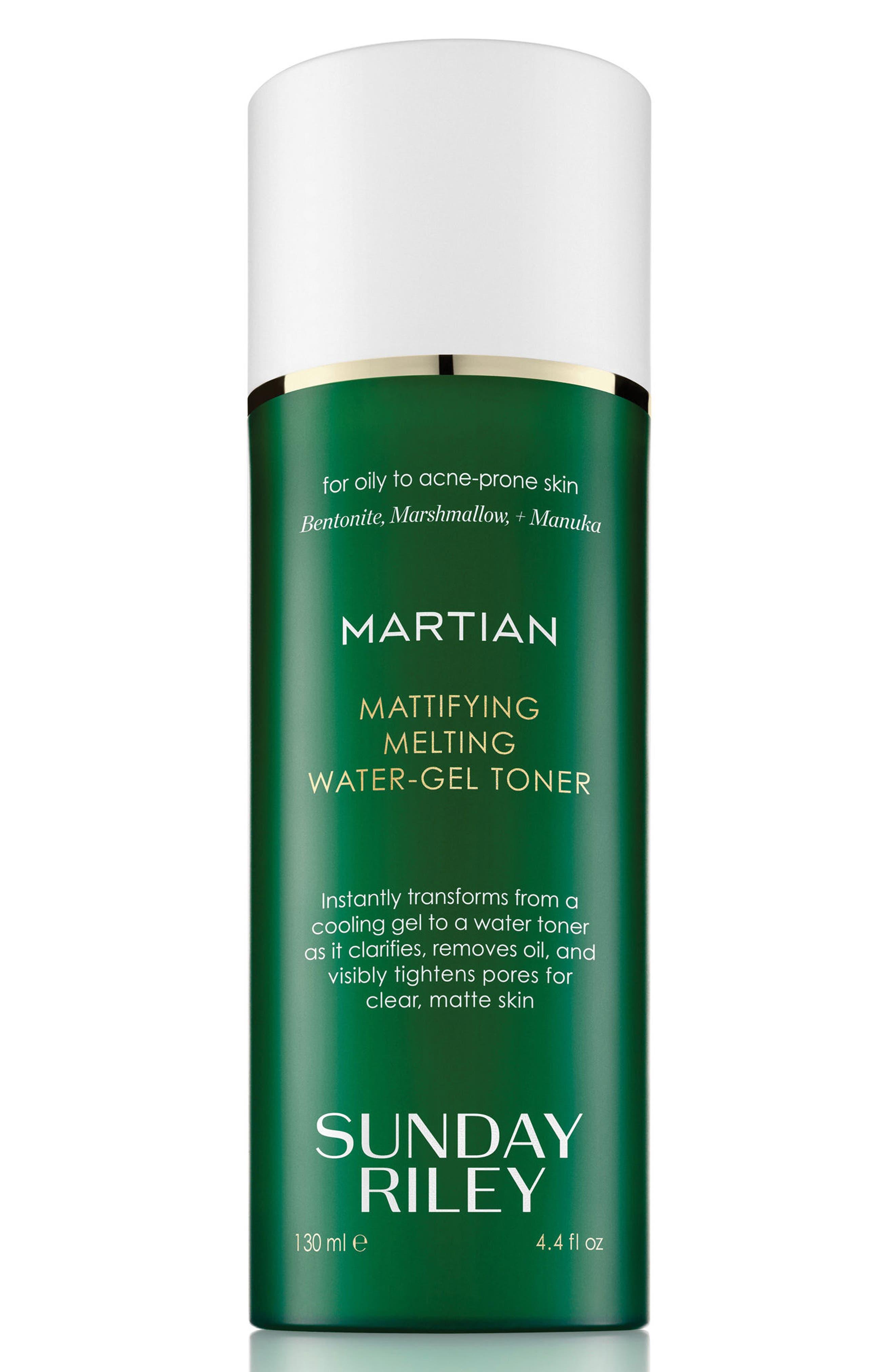 SPACE.NK.apothecary Sunday Riley Martian Mattifying Melting Water-Gel Toner
