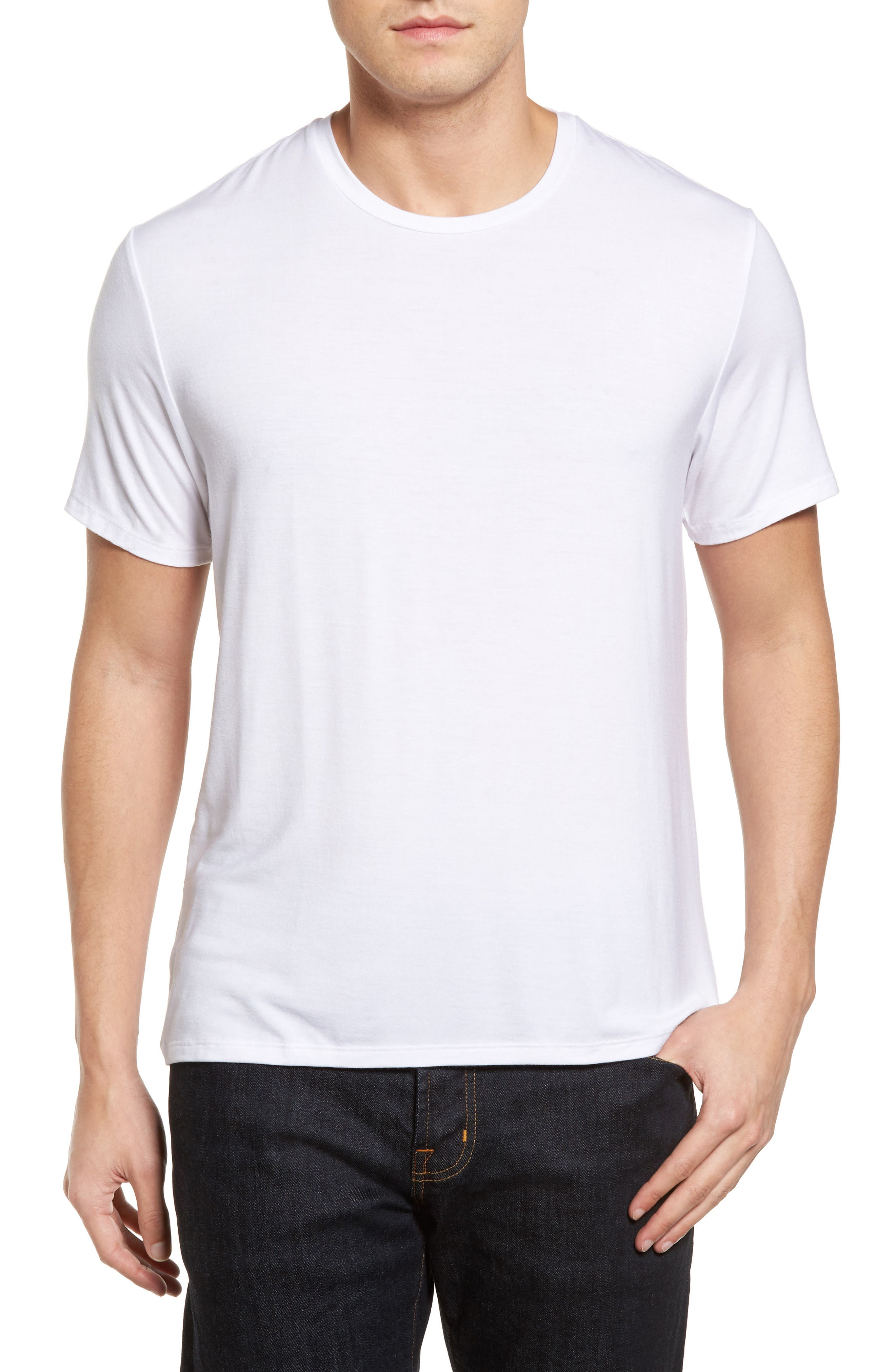 Stone Rose Stretch Modal T-Shirt