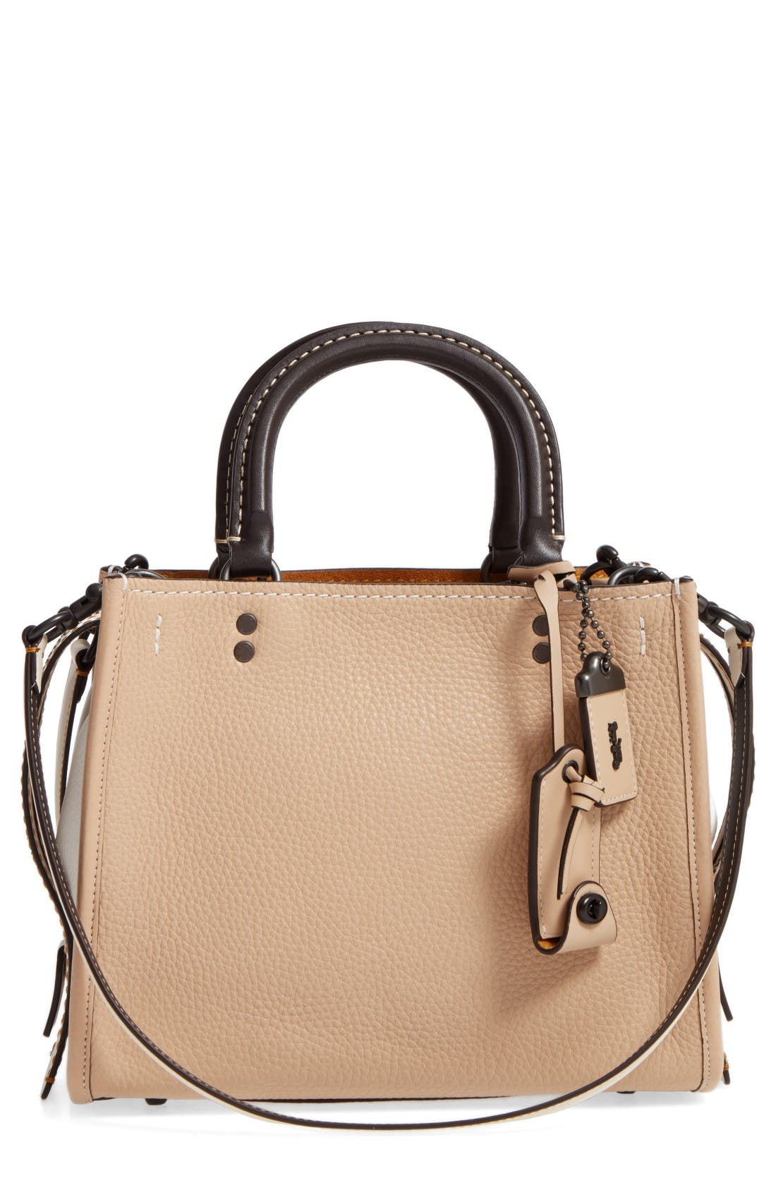 COACH 1941 Rogue 25 Leather Satchel