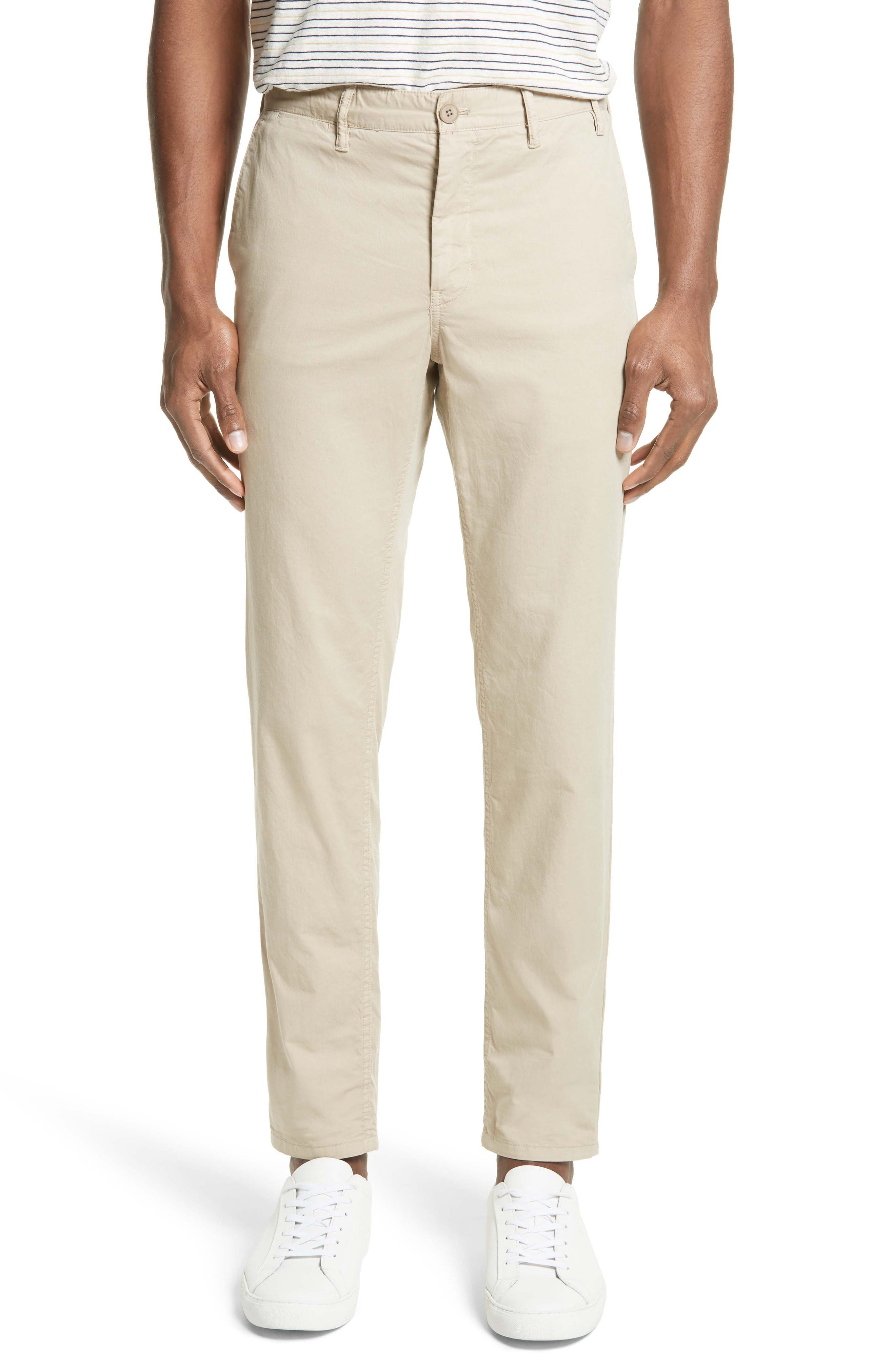 Main Image - Norse Projects Slim Fit Cotton Twill Chinos