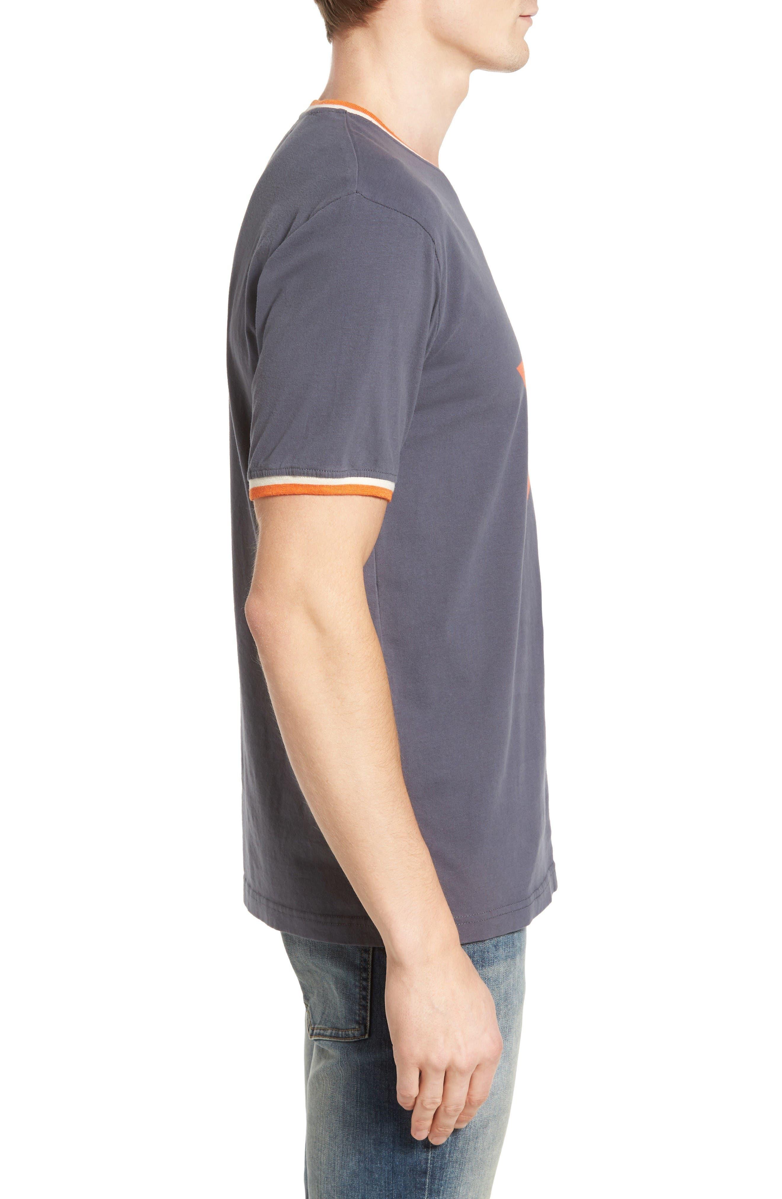 Eastwood Houston Astros T-Shirt,                             Alternate thumbnail 3, color,                             Navy