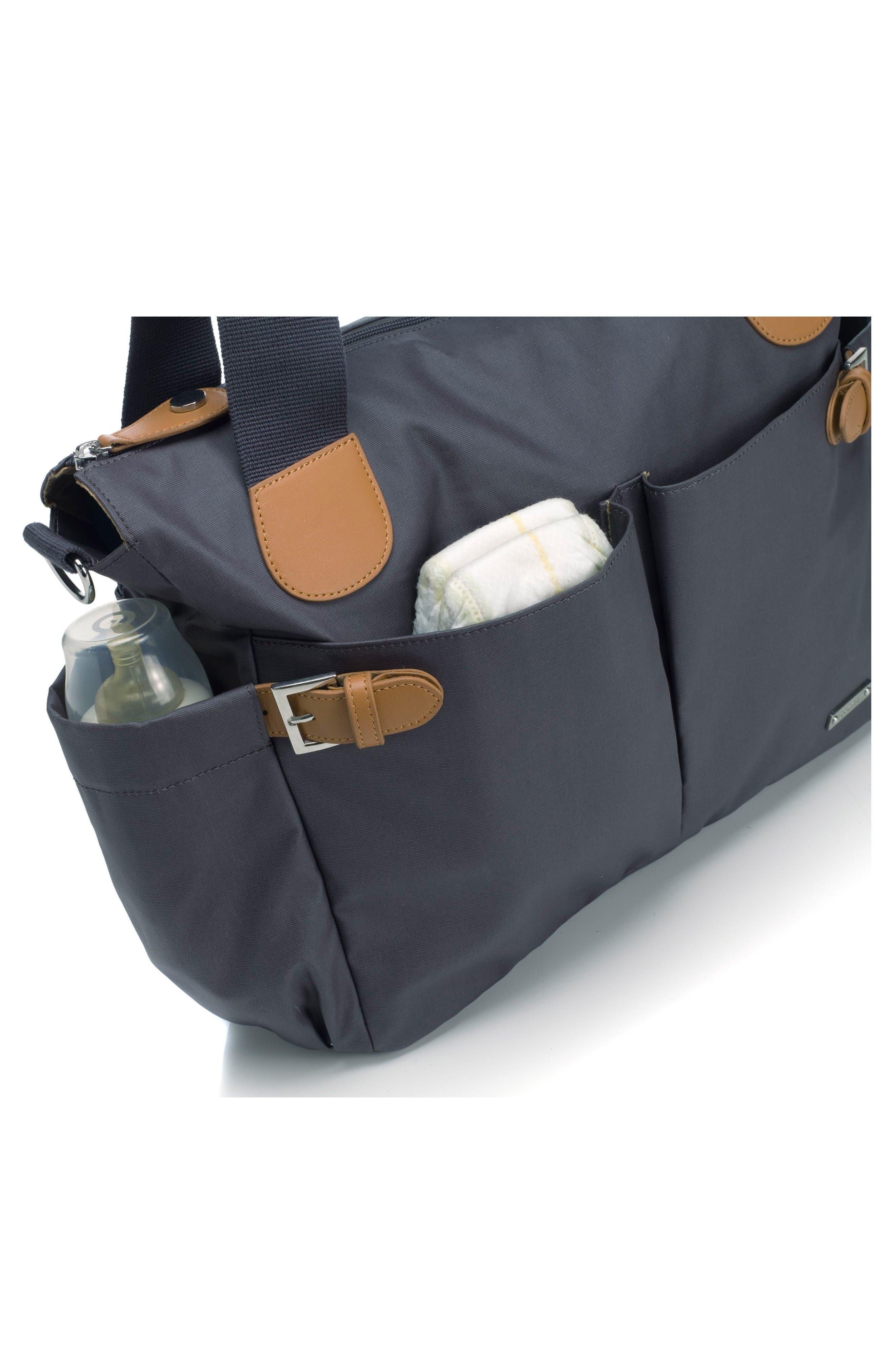 Alternate Image 7  - Storksak 'Kay' Diaper Bag