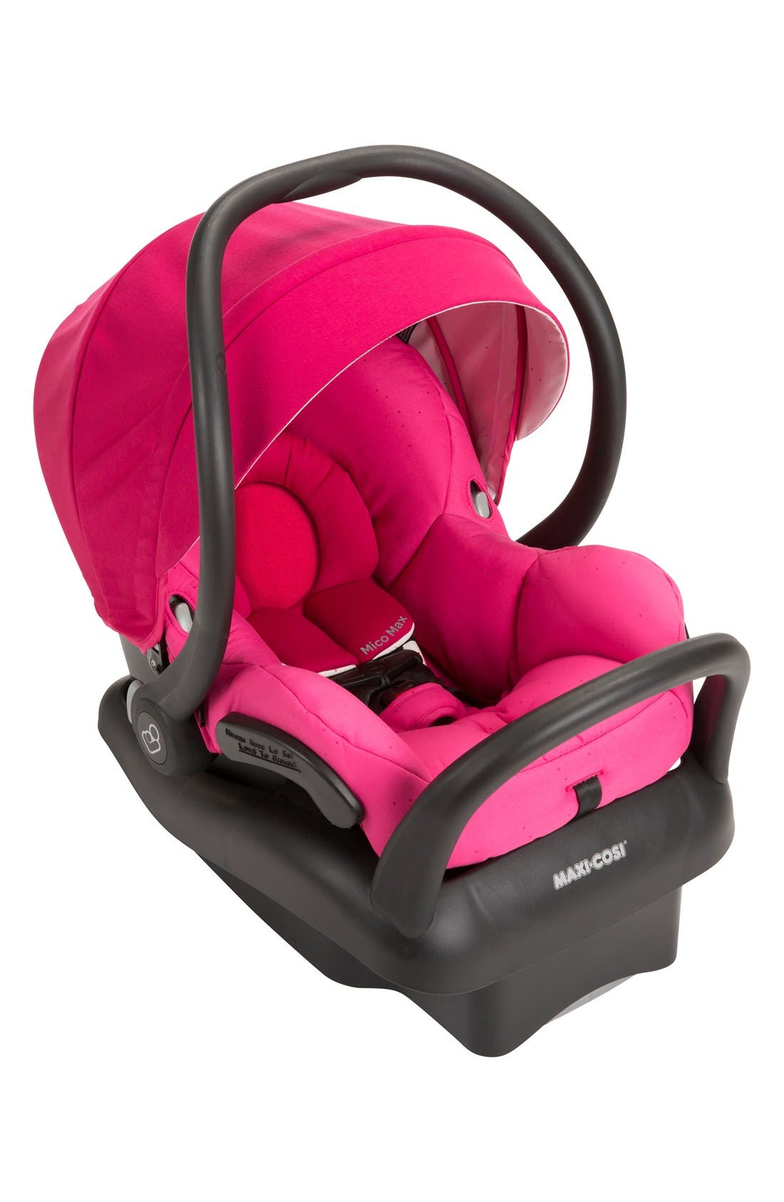 Mico Max 30 Infant Car Seat,                             Main thumbnail 1, color,                             Pink Berry