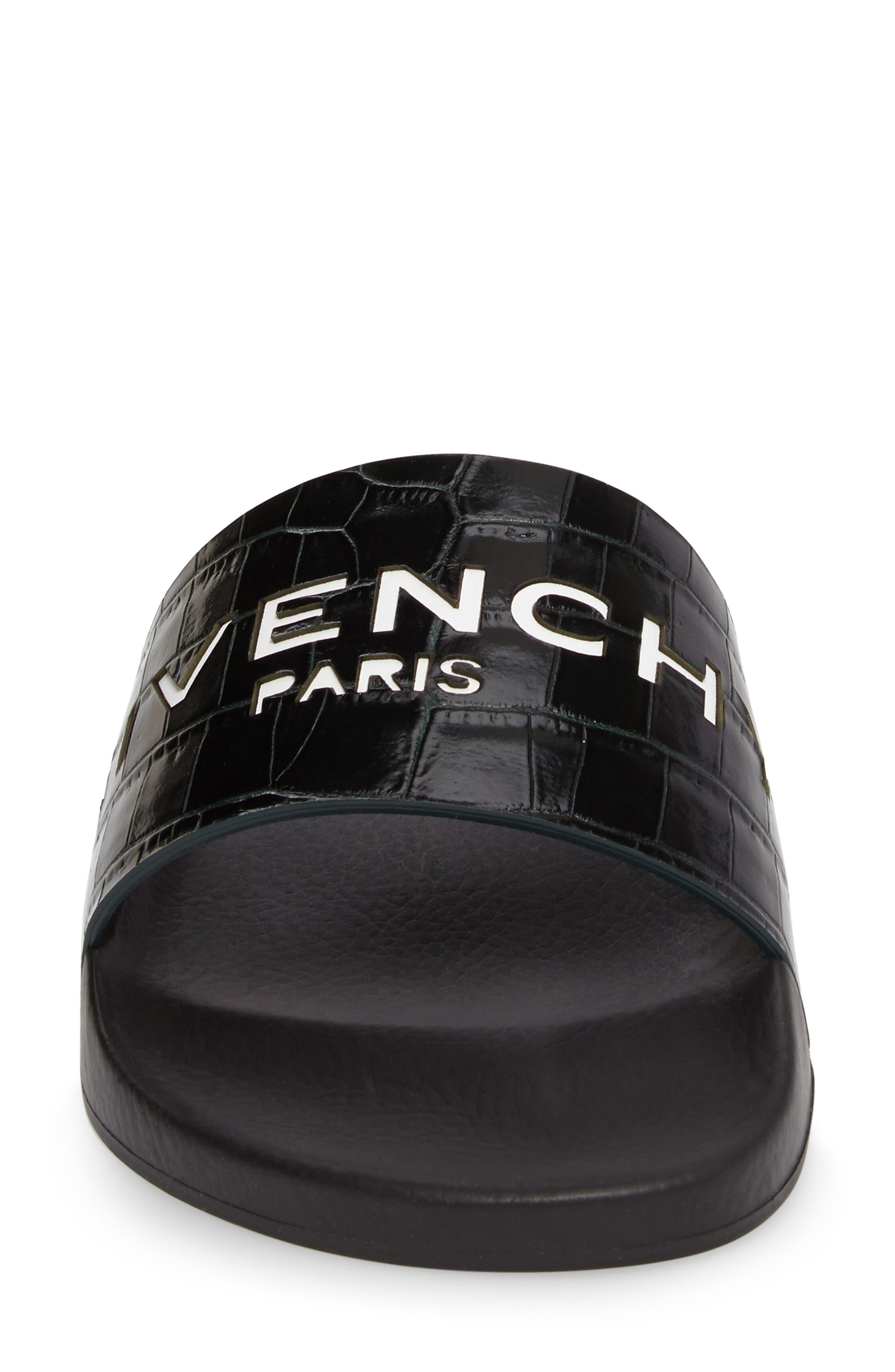 Alternate Image 4  - Givenchy Logo Slide Sandal (Women)