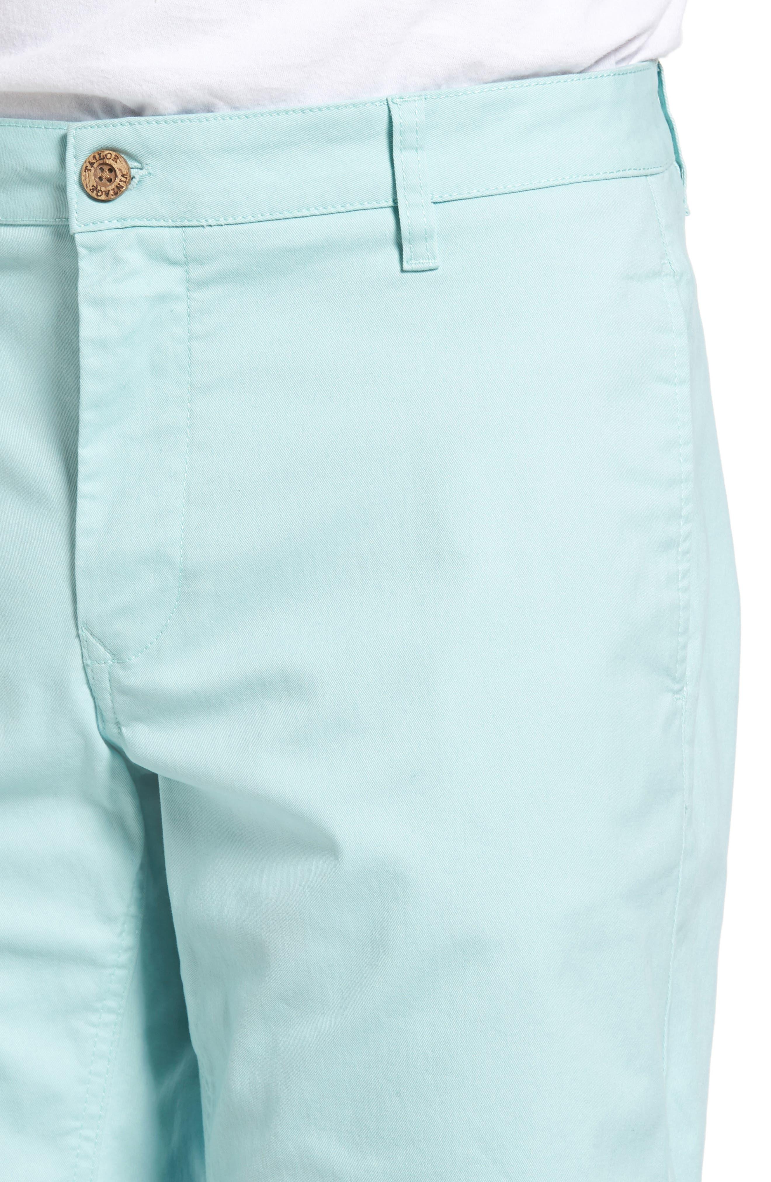 Alternate Image 4  - Tailor Vintage Stretch Twill Walking Shorts