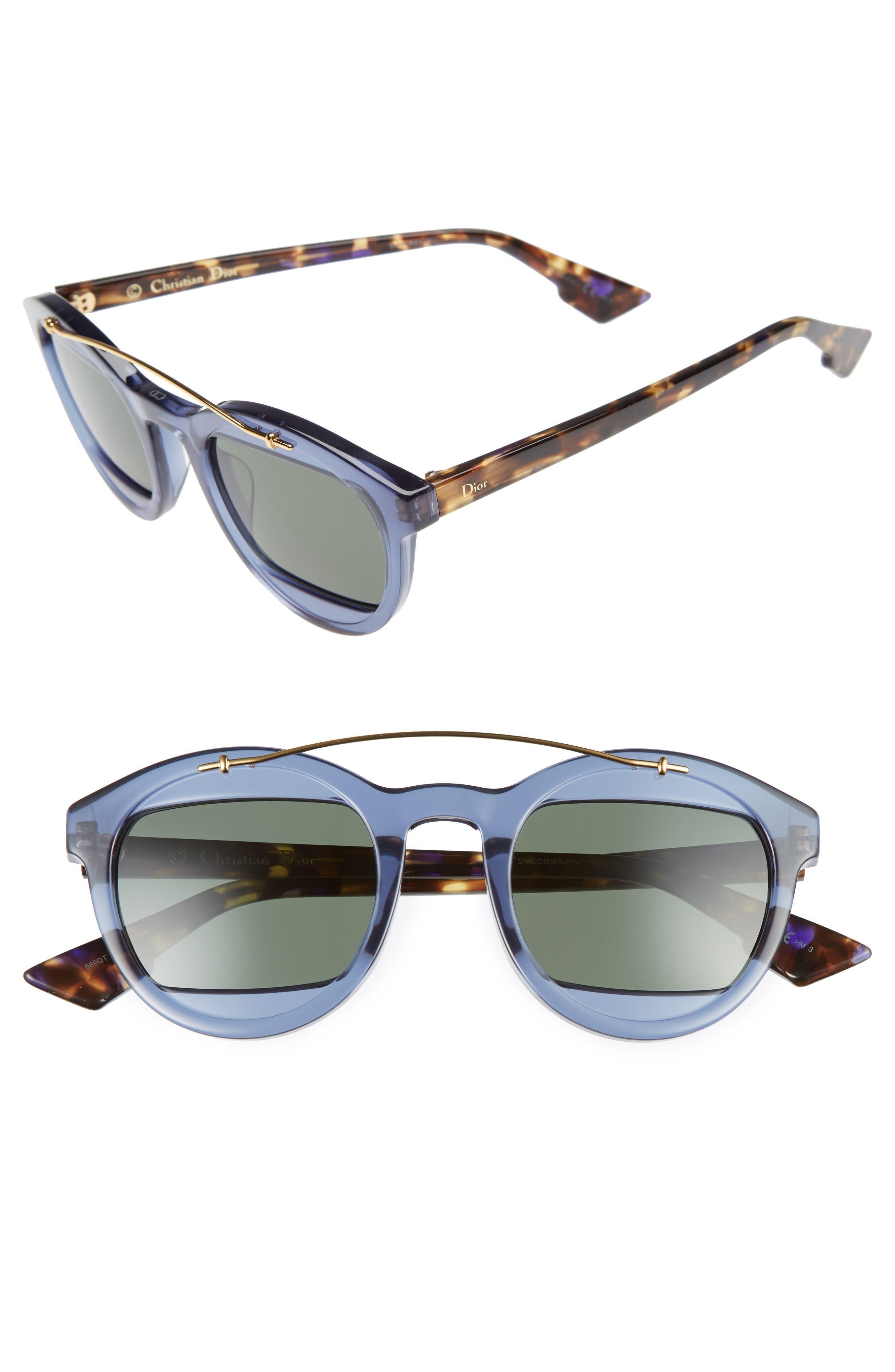 Dior Mania 50mm Sunglasses