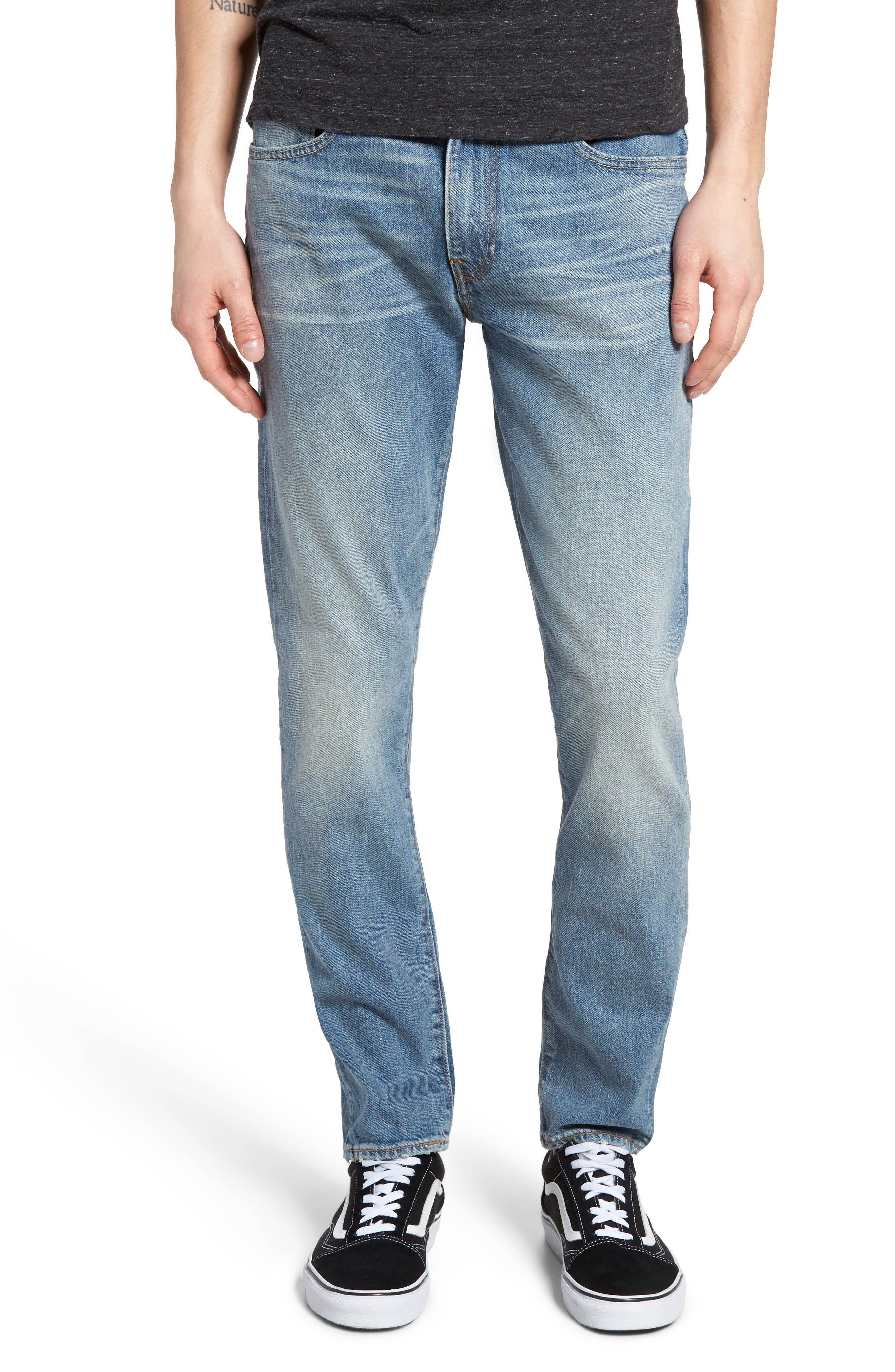 Levi's® 512™ Slouchy Skinny Fit Jeans (Jukebox)