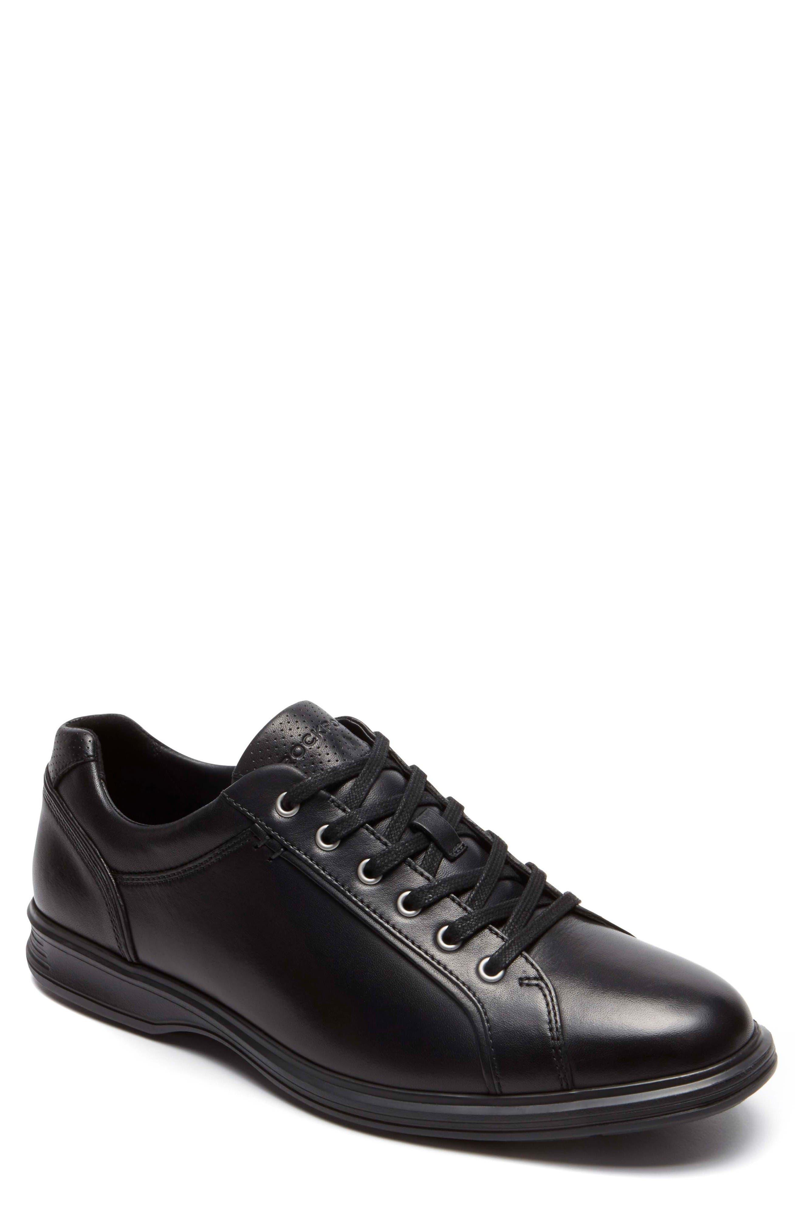 Dressports 2 Lite Plain Toe Derby,                         Main,                         color, Black 2 Leather