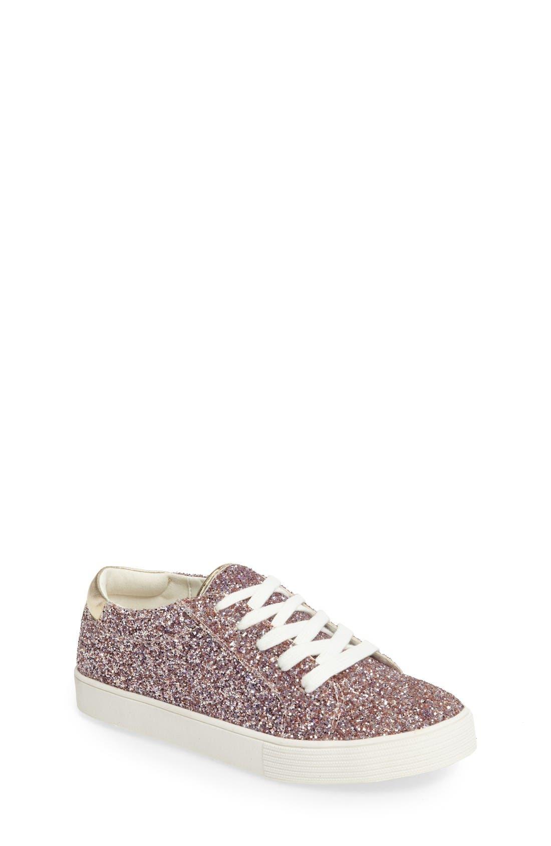 Kam Sneaker,                             Main thumbnail 1, color,                             Champagne
