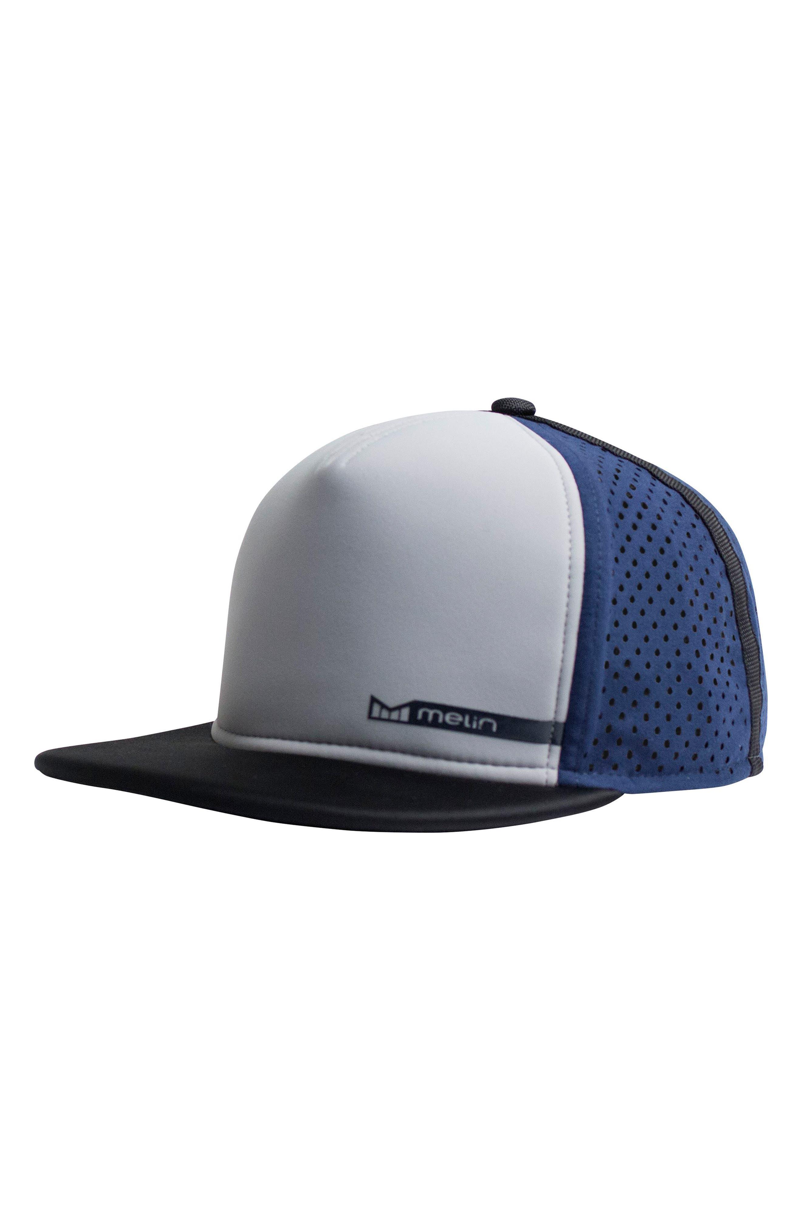 Melin 'Amphibian' Split Fit Snapback Baseball Cap