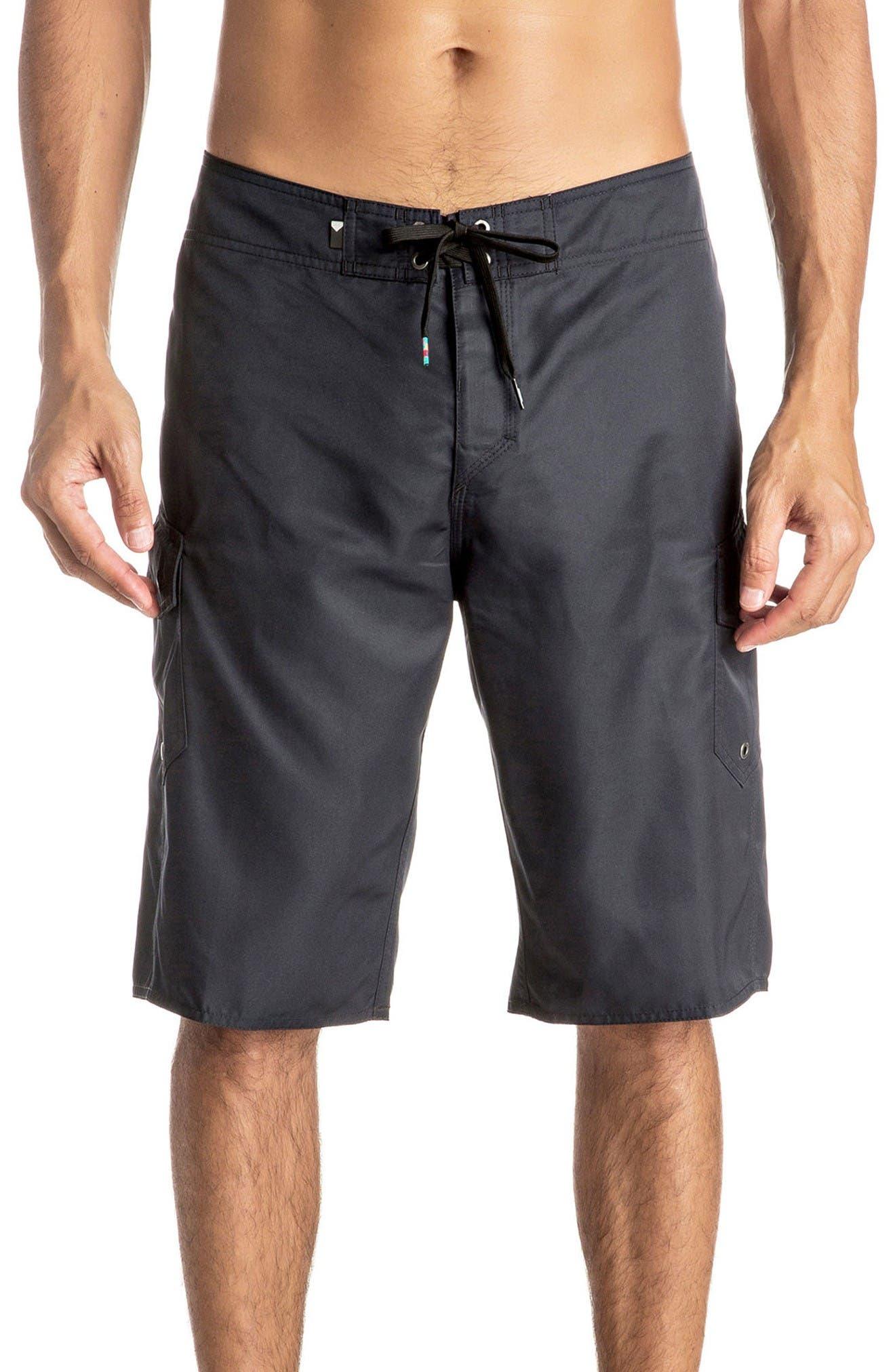 QUIKSILVER Manic Cargo Board Shorts