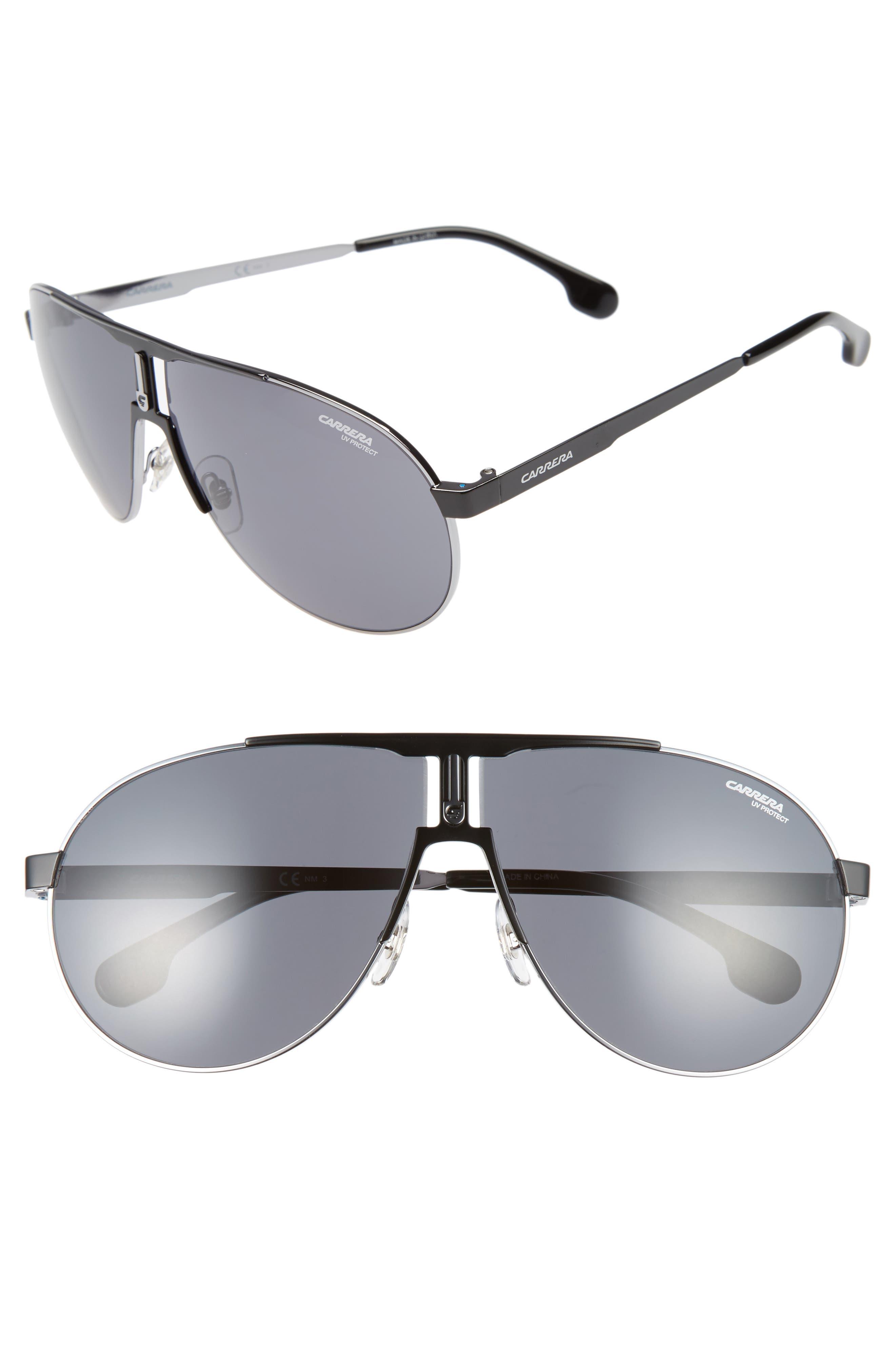 Carrera Eyewear 66mm Sunglasses