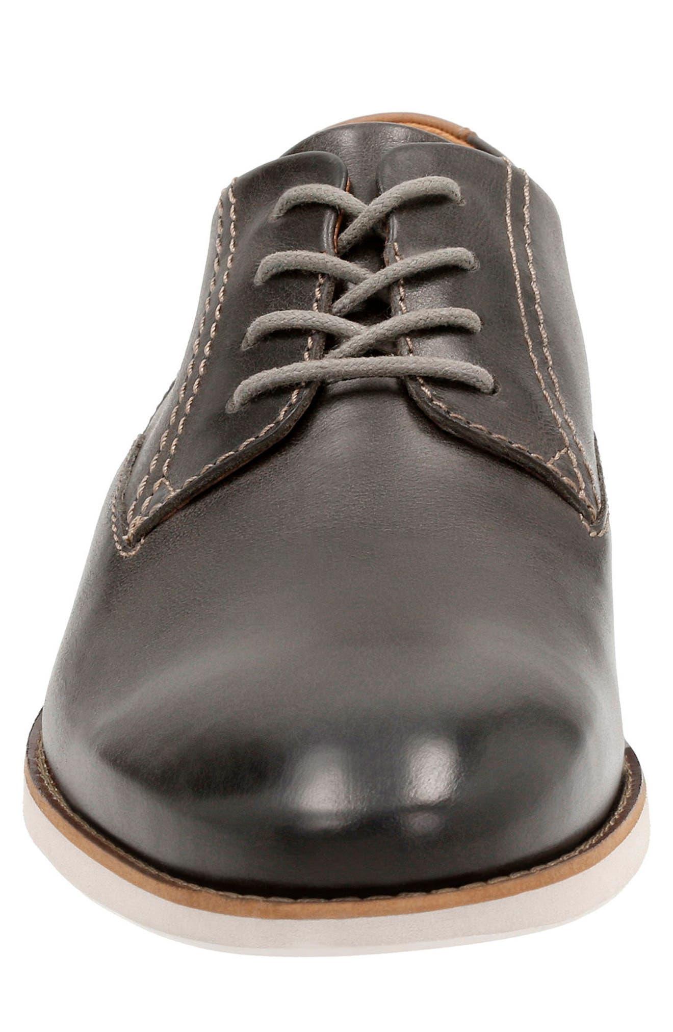 Alternate Image 3  - Clarks® Franson Plain Toe Derby (Men)