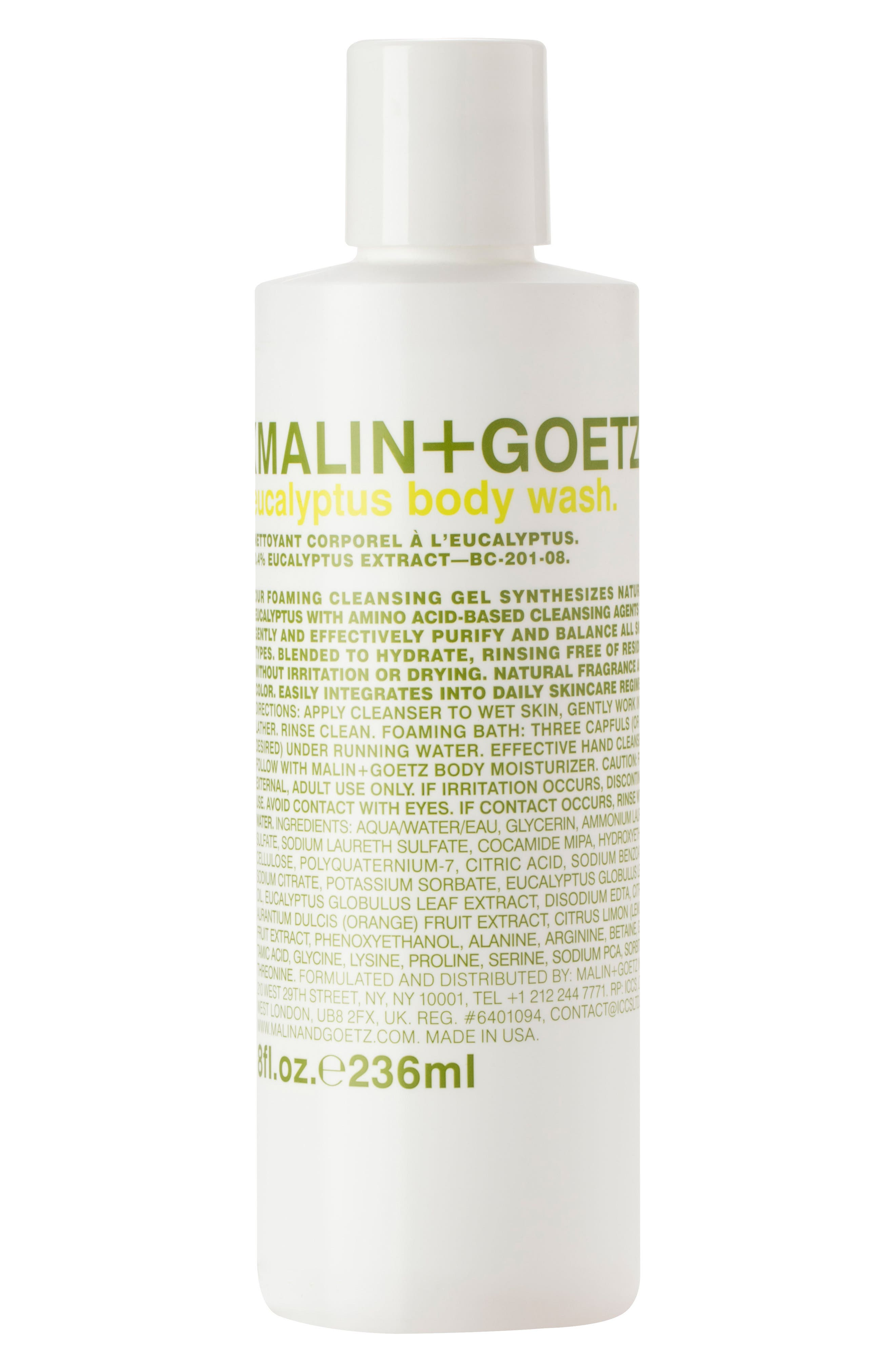 Alternate Image 1 Selected - SPACE.NK.apothecary Malin + Goetz Eucalyptus Body Wash