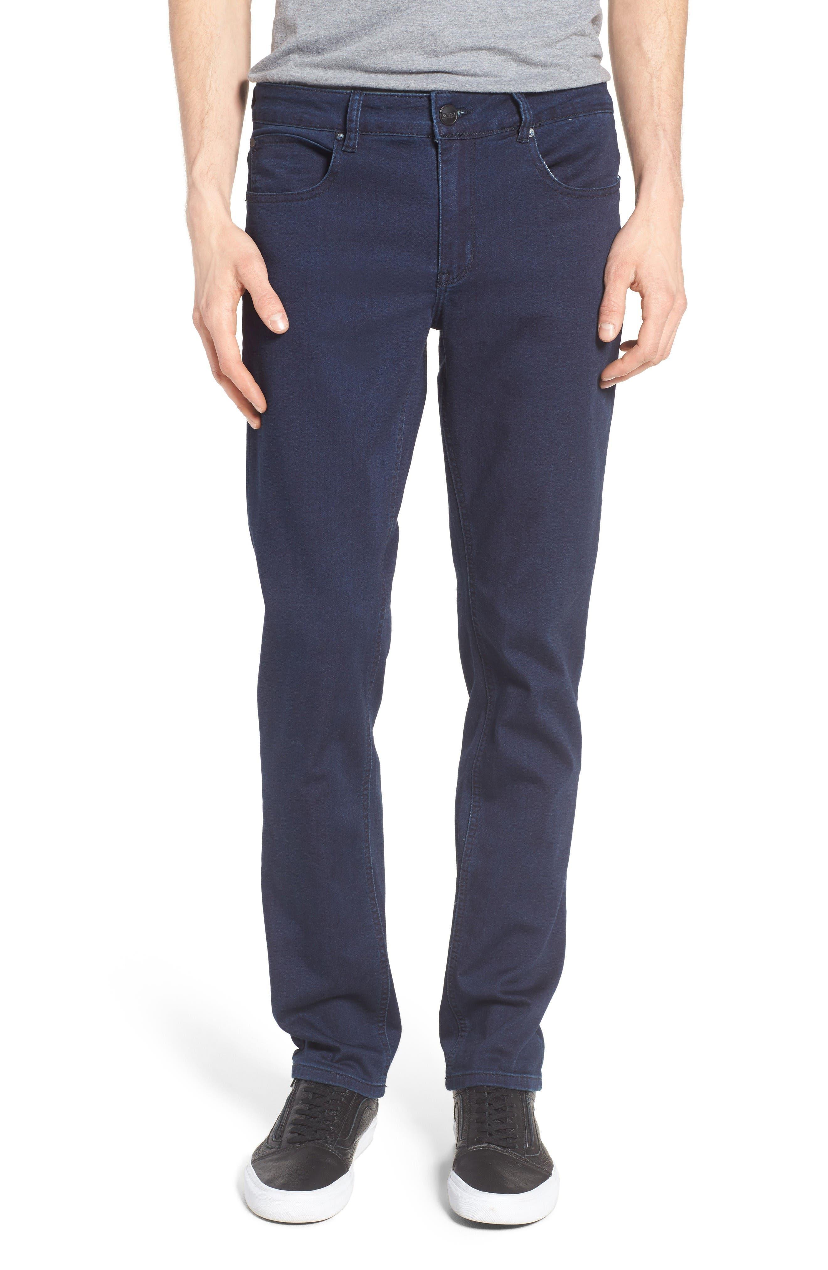 Alternate Image 1 Selected - Ezekiel Slim Straight Leg Pants