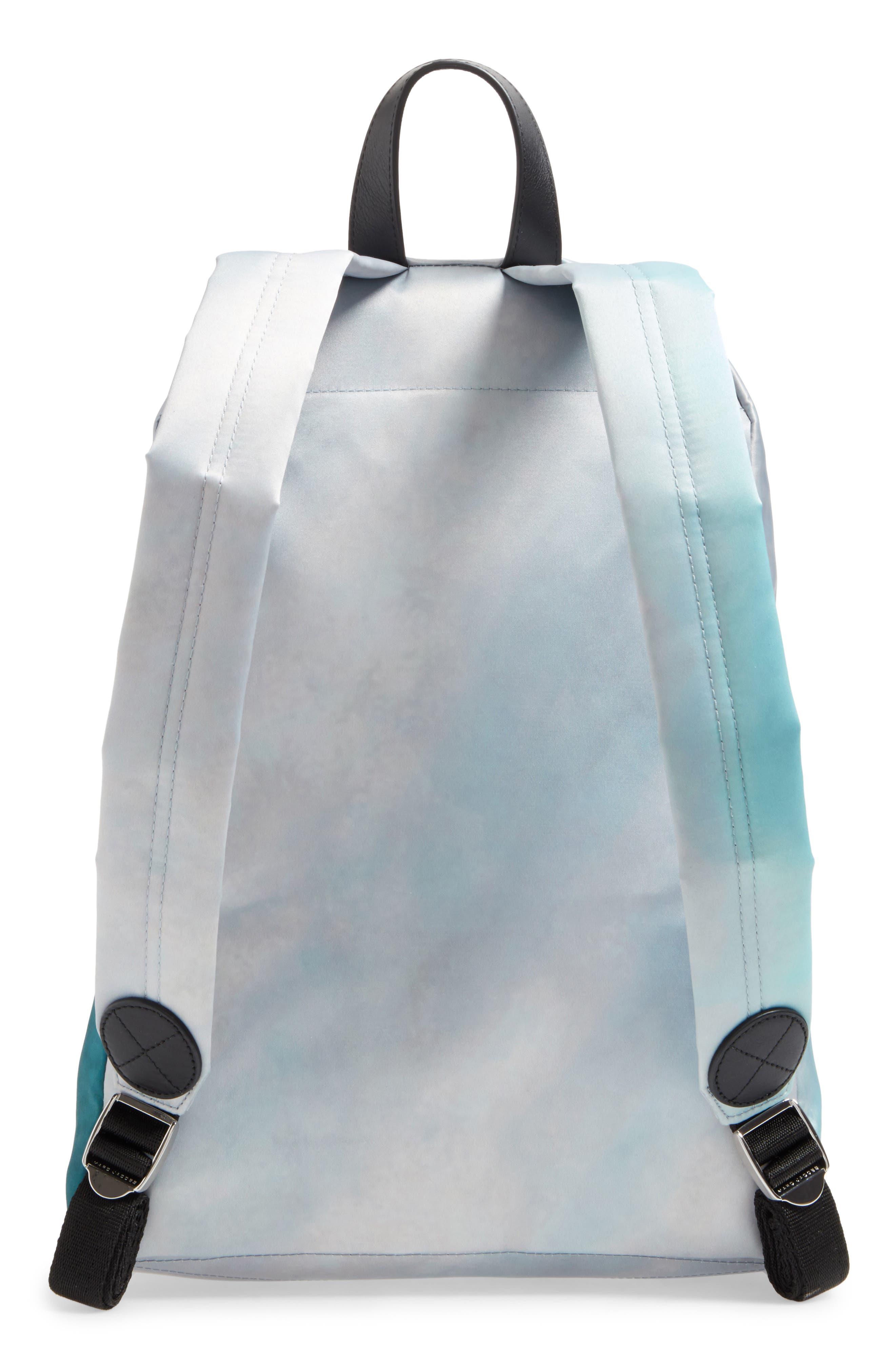 Alternate Image 3  - MARC JACOBS Biker Rainbow Print Backpack