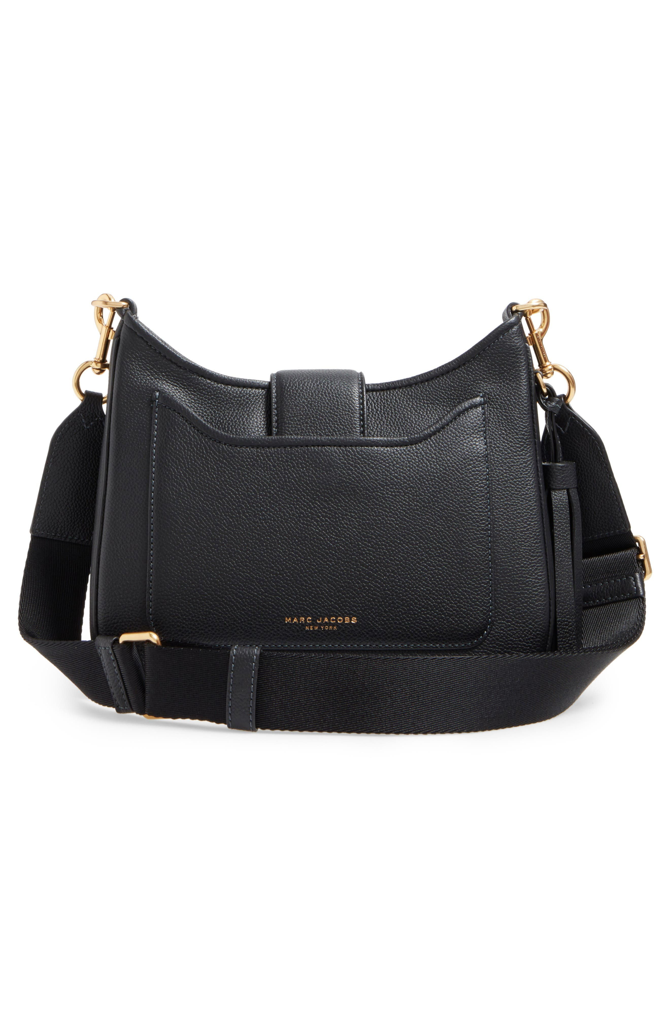 Alternate Image 3  - MARC JACOBS Small Interlock Leather Hobo
