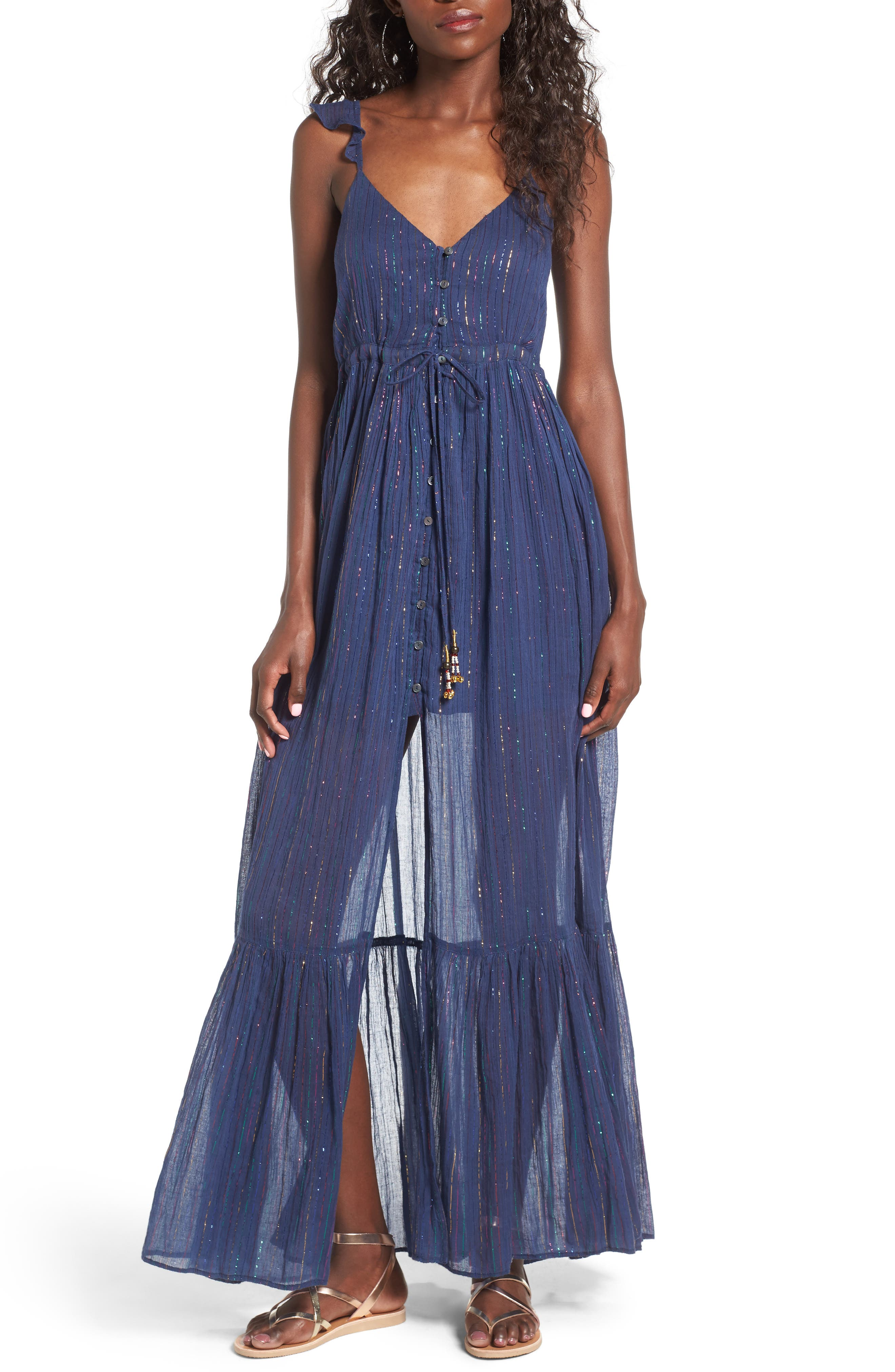 MAJORELLE Brasilia Maxi Dress