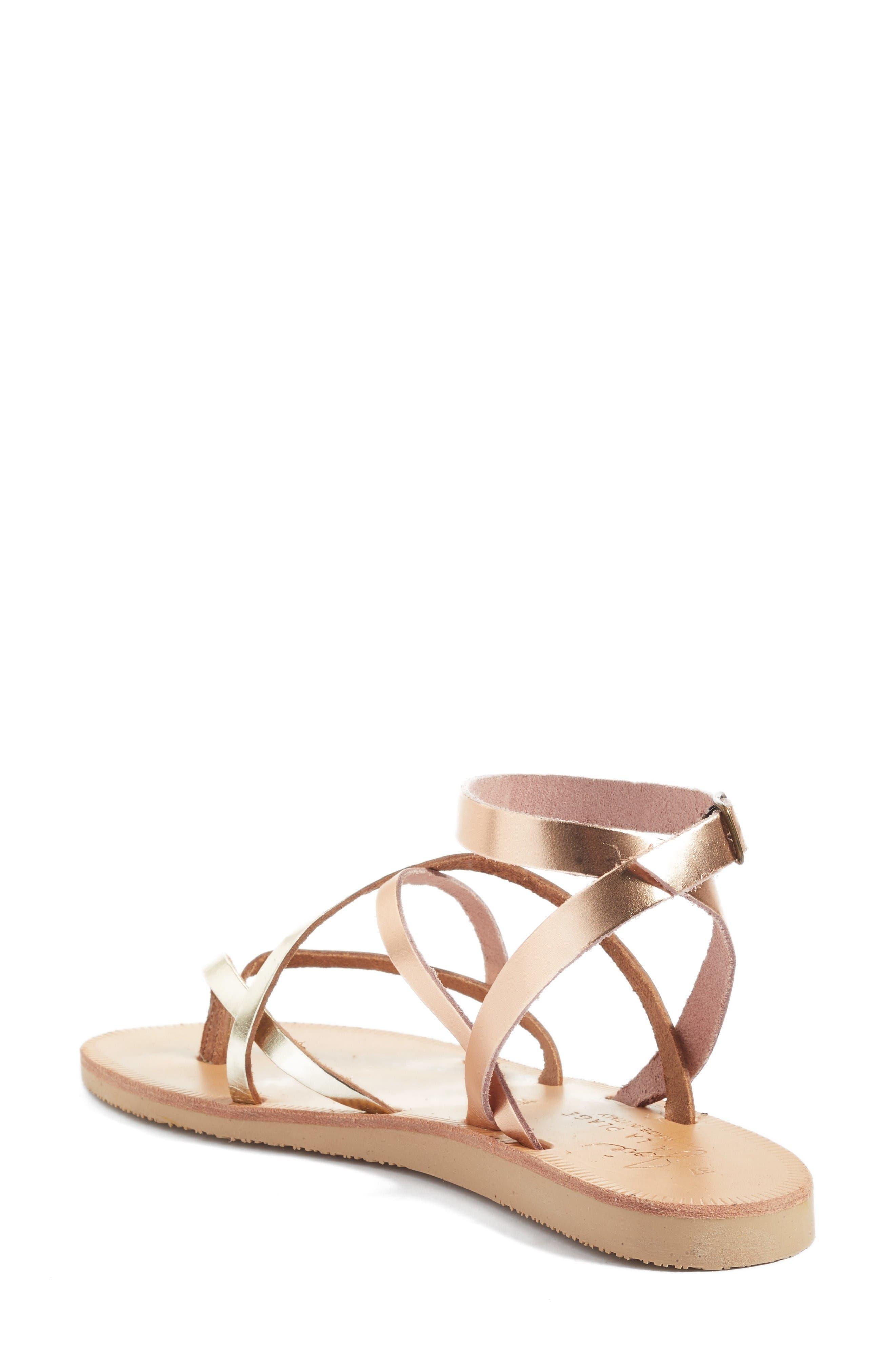 Alternate Image 2  - Joie 'Oda' Flat Sandal (Women)