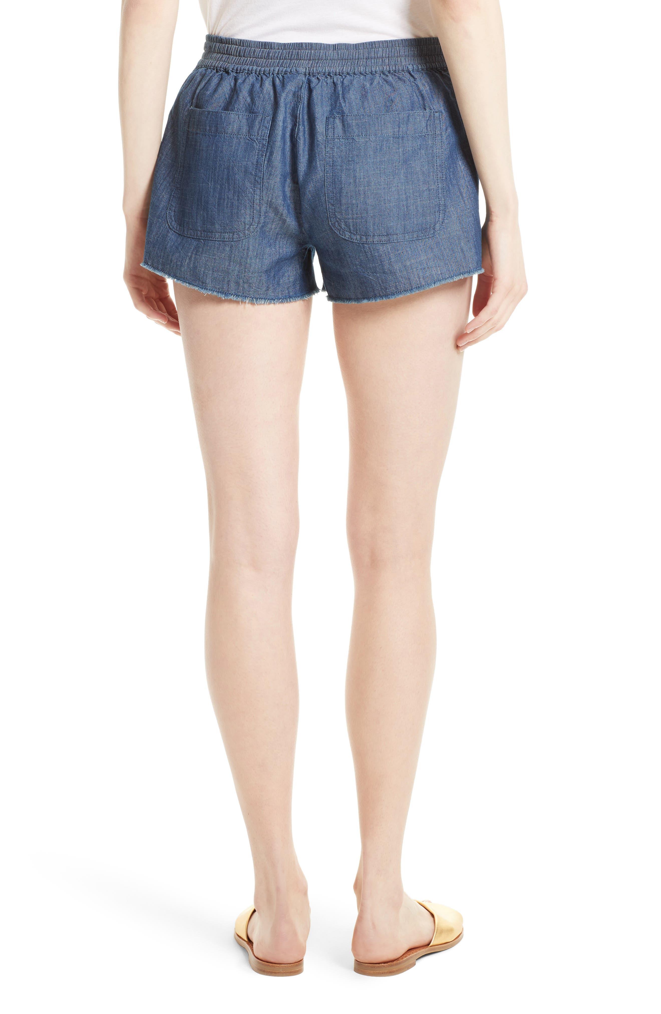Alternate Image 2  - Soft Joie Kalpana Chambray Shorts