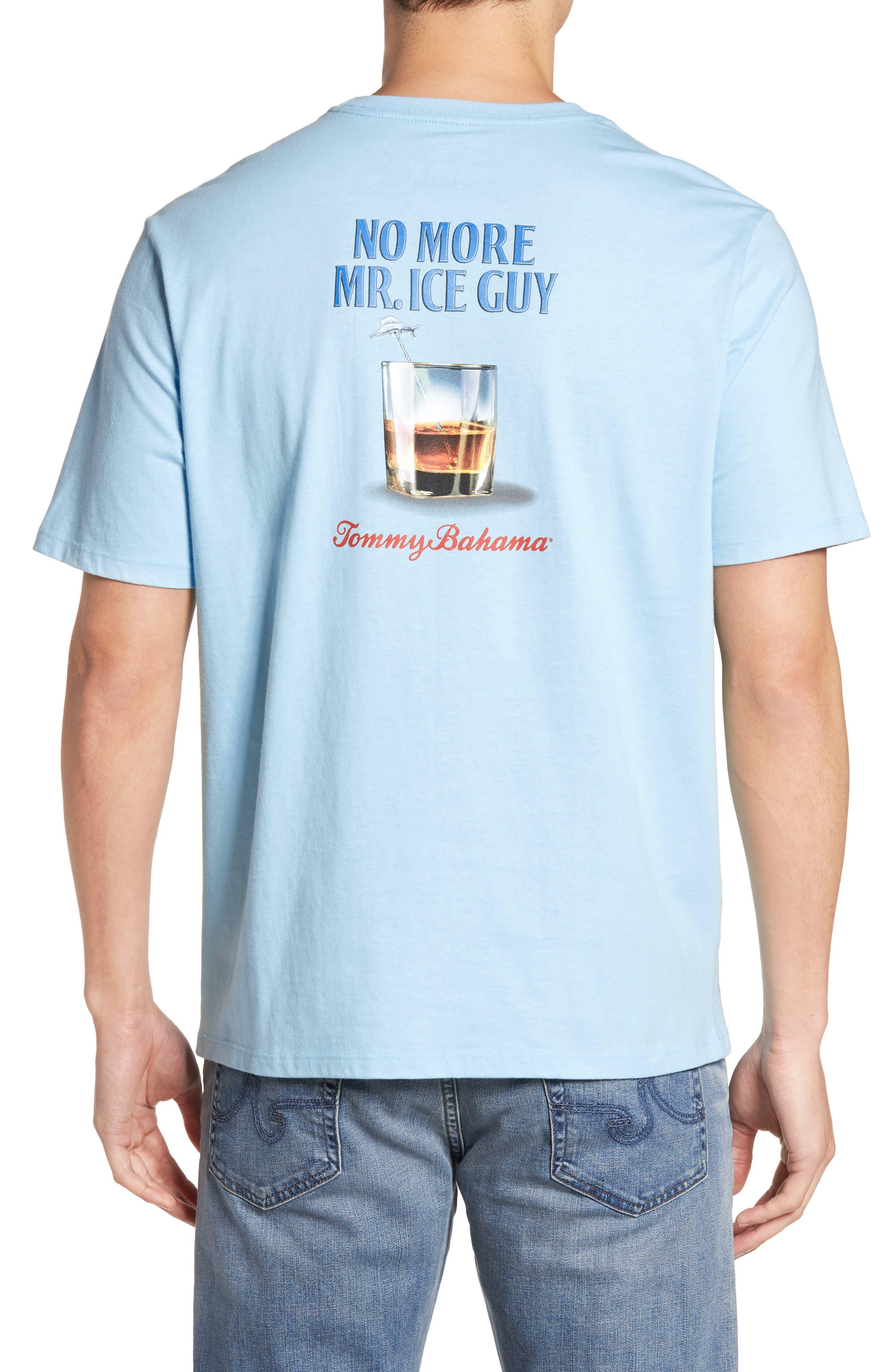 Mr. Ice Guy T-Shirt,                             Main thumbnail 1, color,                             Graceful Sea