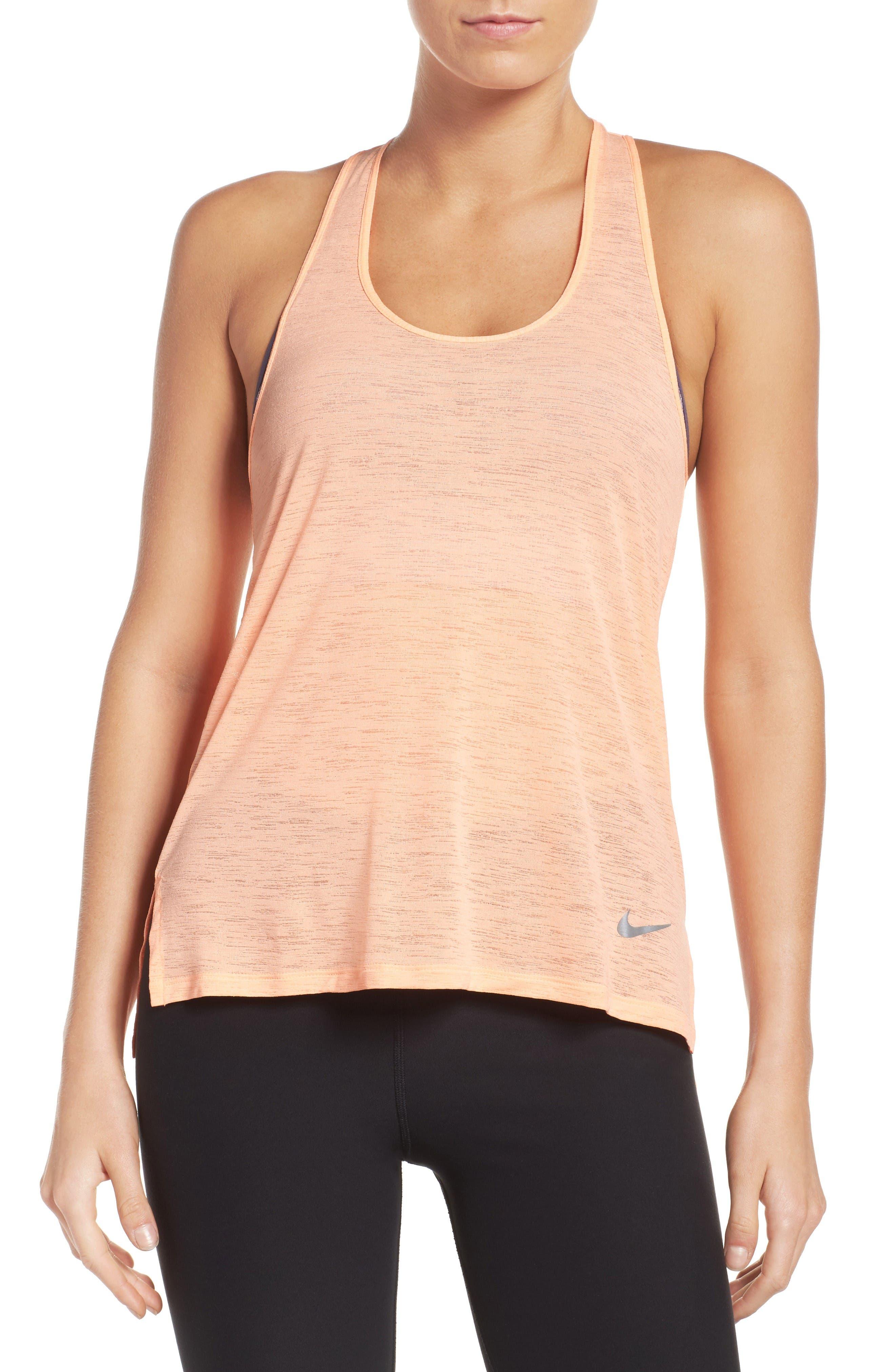 Nike Breathe Cool Running Tank
