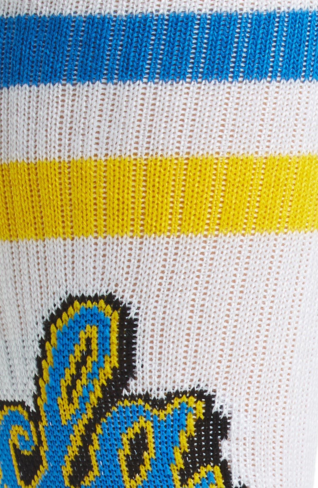 UCLA Bruins Socks,                             Alternate thumbnail 2, color,                             White