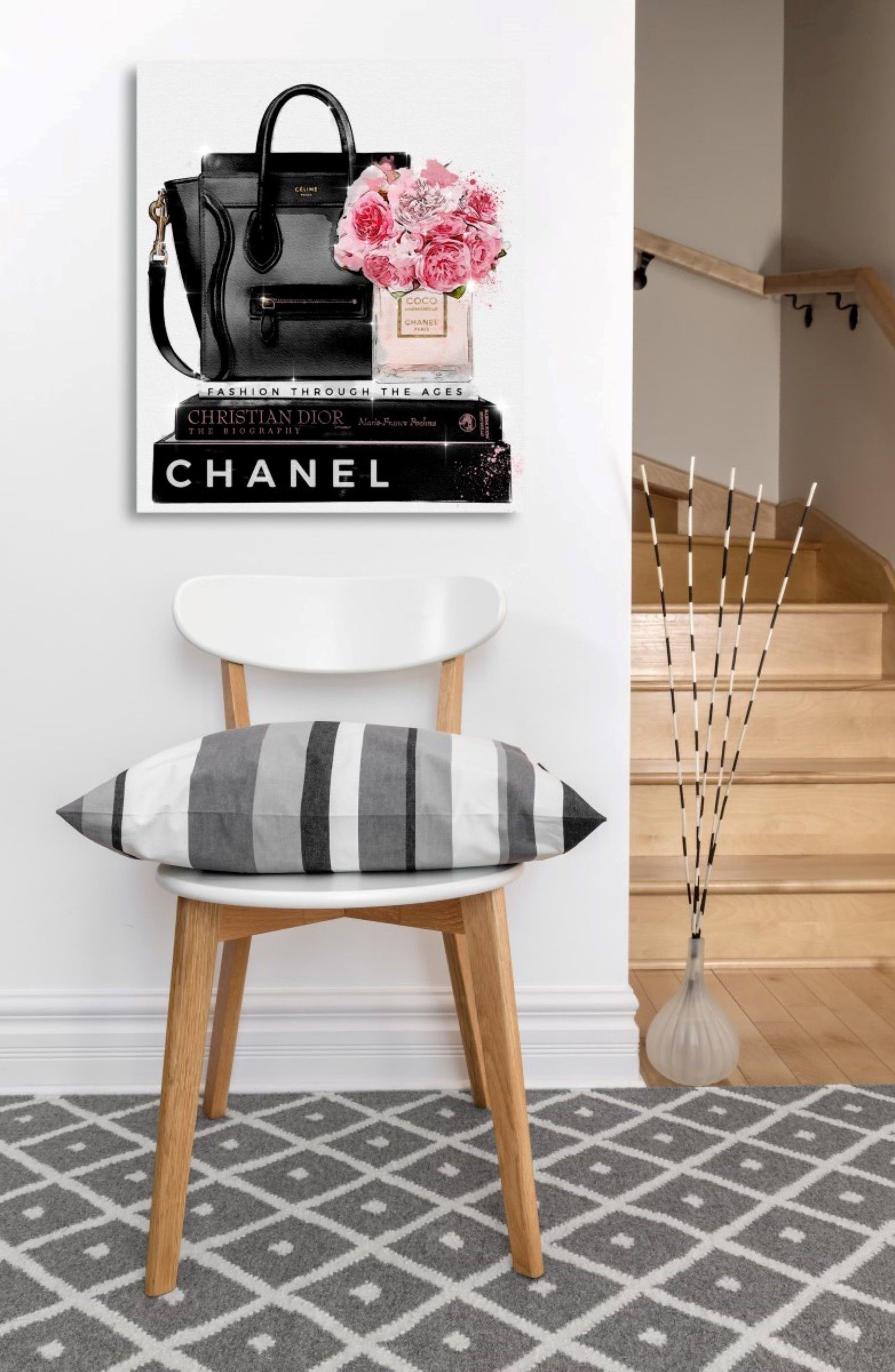 Alternate Image 2  - Oliver Gal Elegant Essentials Canvas Wall Art