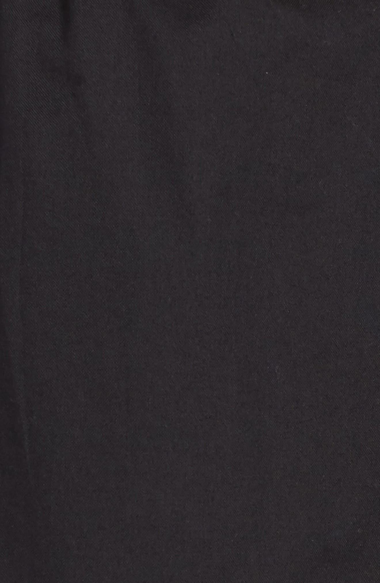 Alternate Image 5  - Madewell Embroidered Slit Sleeve Dress
