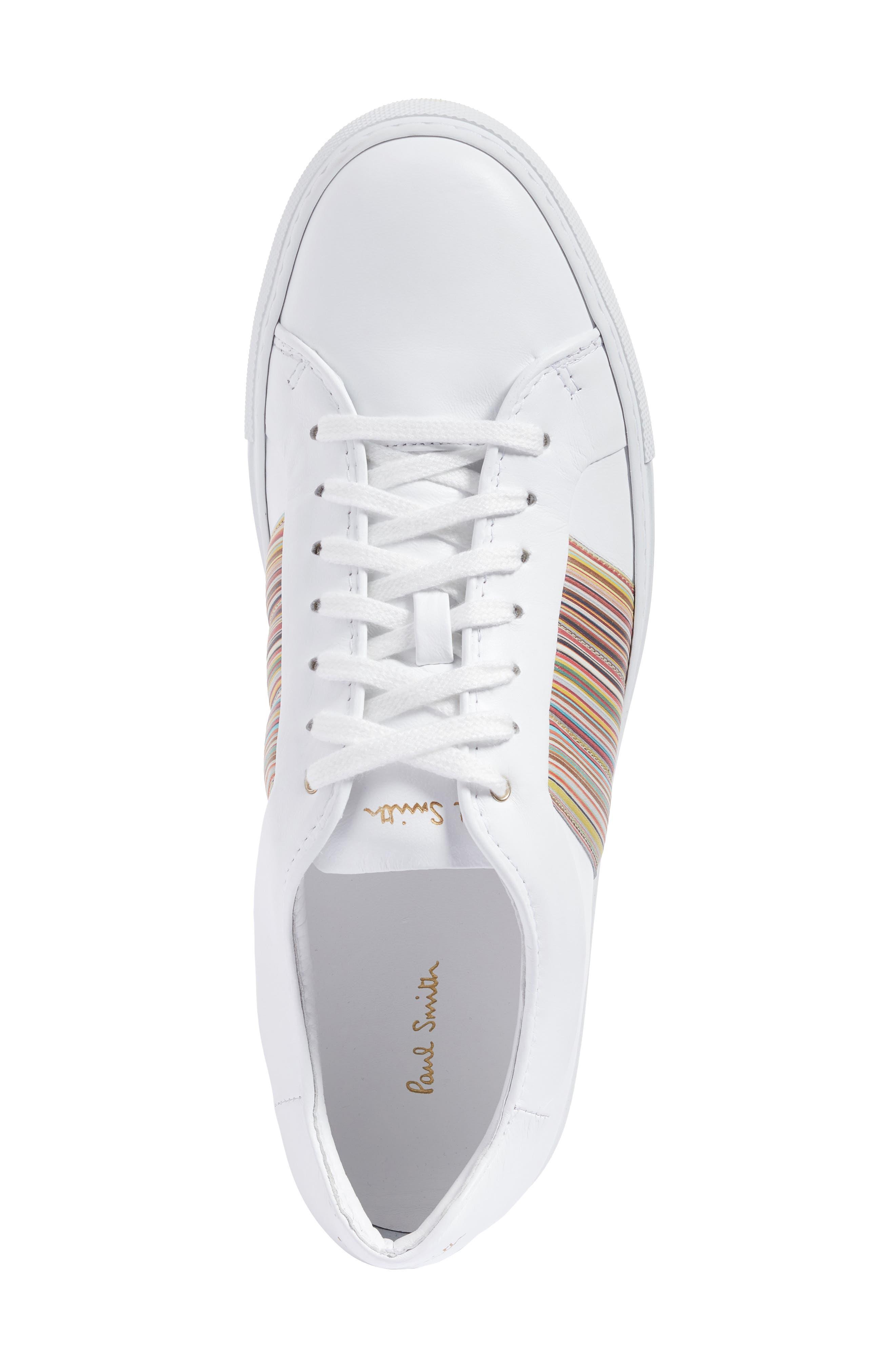 Ivo Sneaker,                             Alternate thumbnail 5, color,                             White