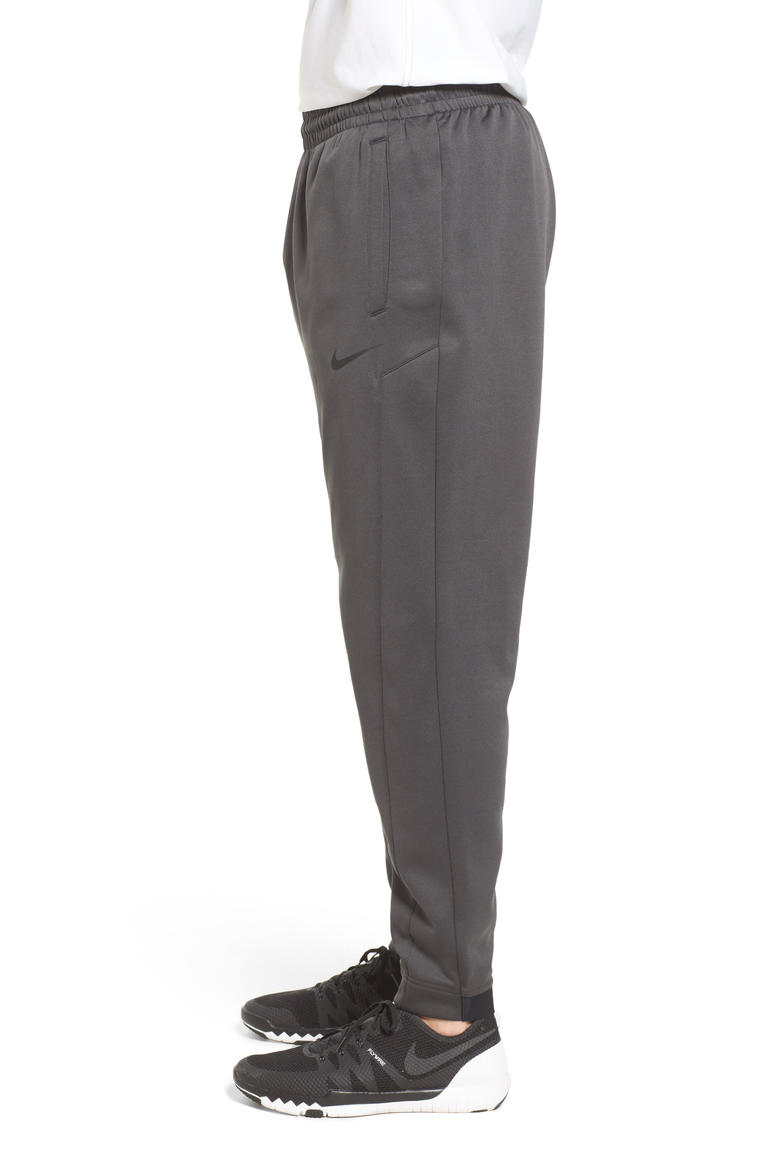 Alternate Image 3  - Nike Therma Elite Basketball Pants