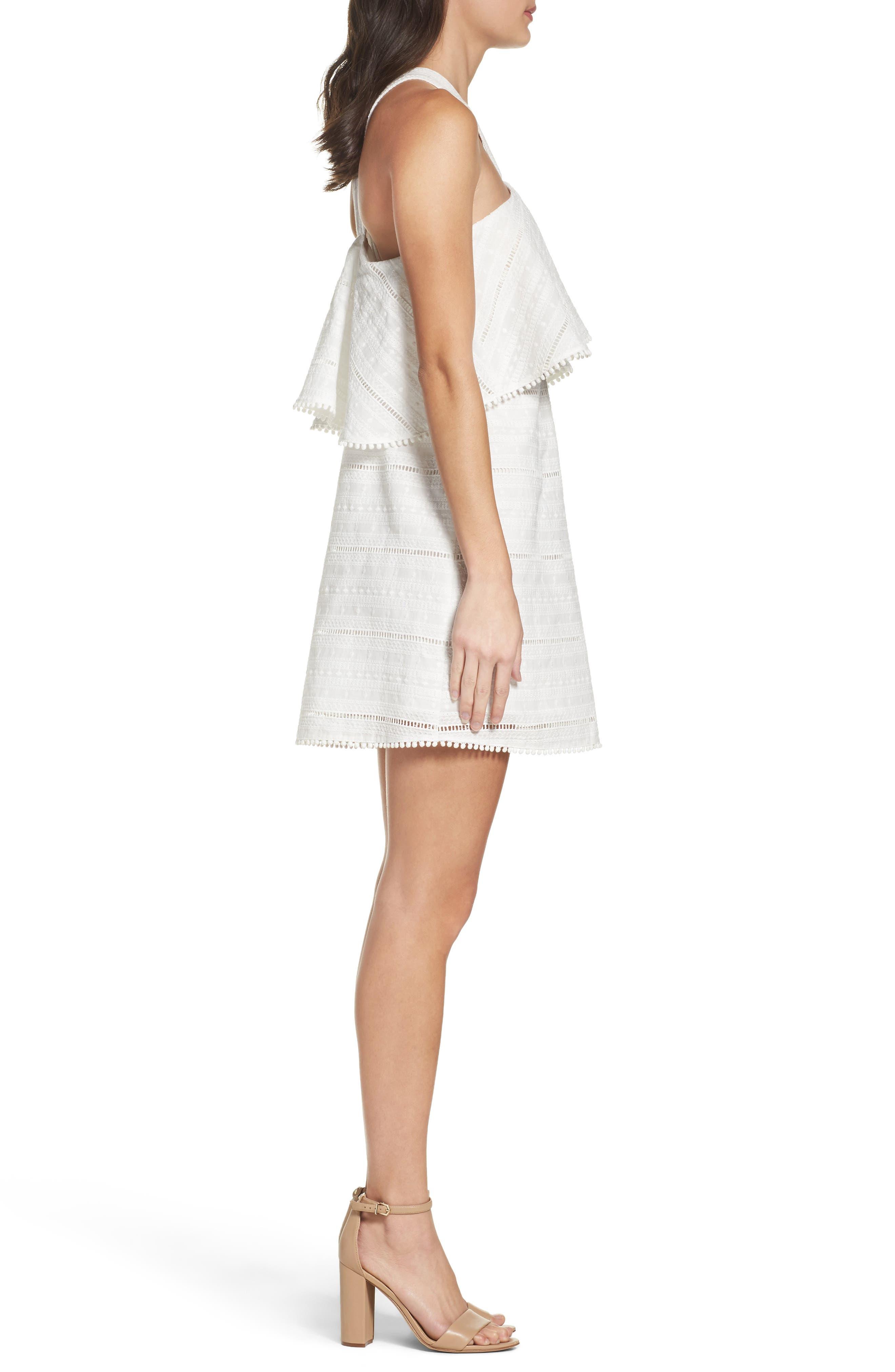Alternate Image 3  - Chelsea28 Popover Dress