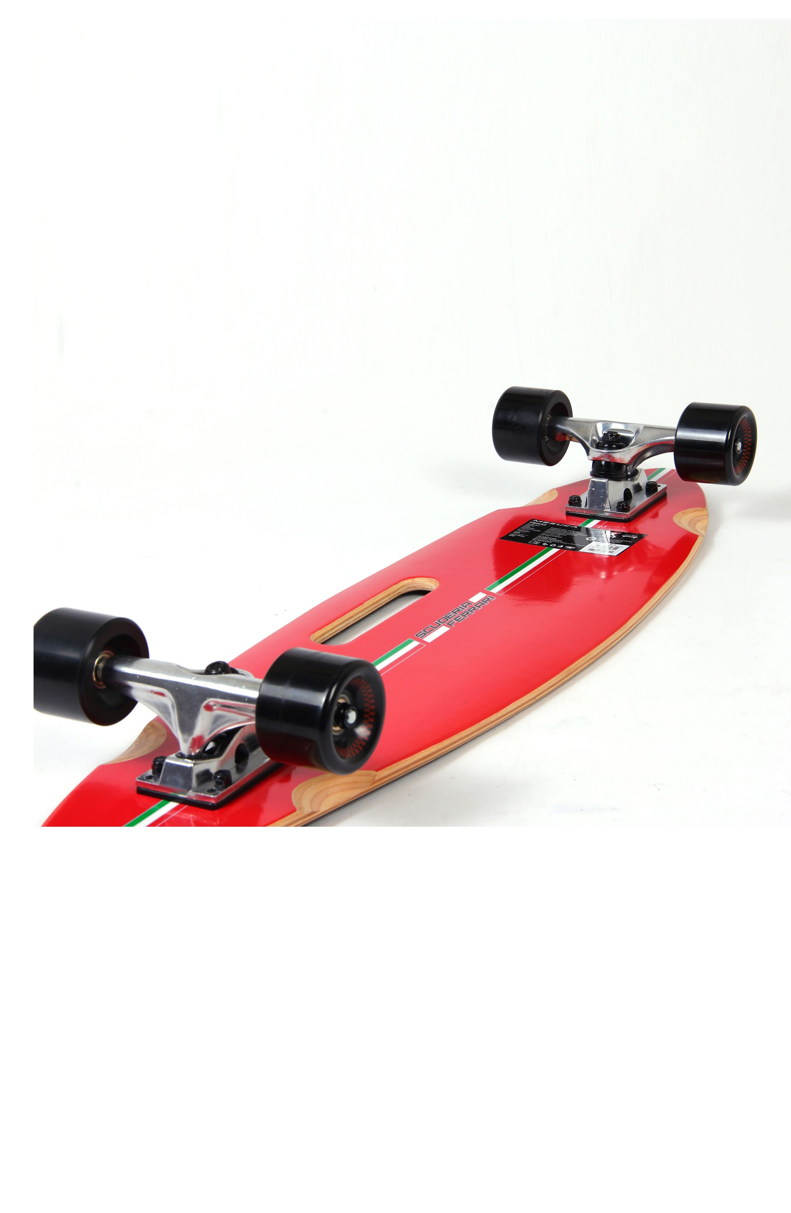 Cruiser Skateboard,                             Alternate thumbnail 2, color,                             Black