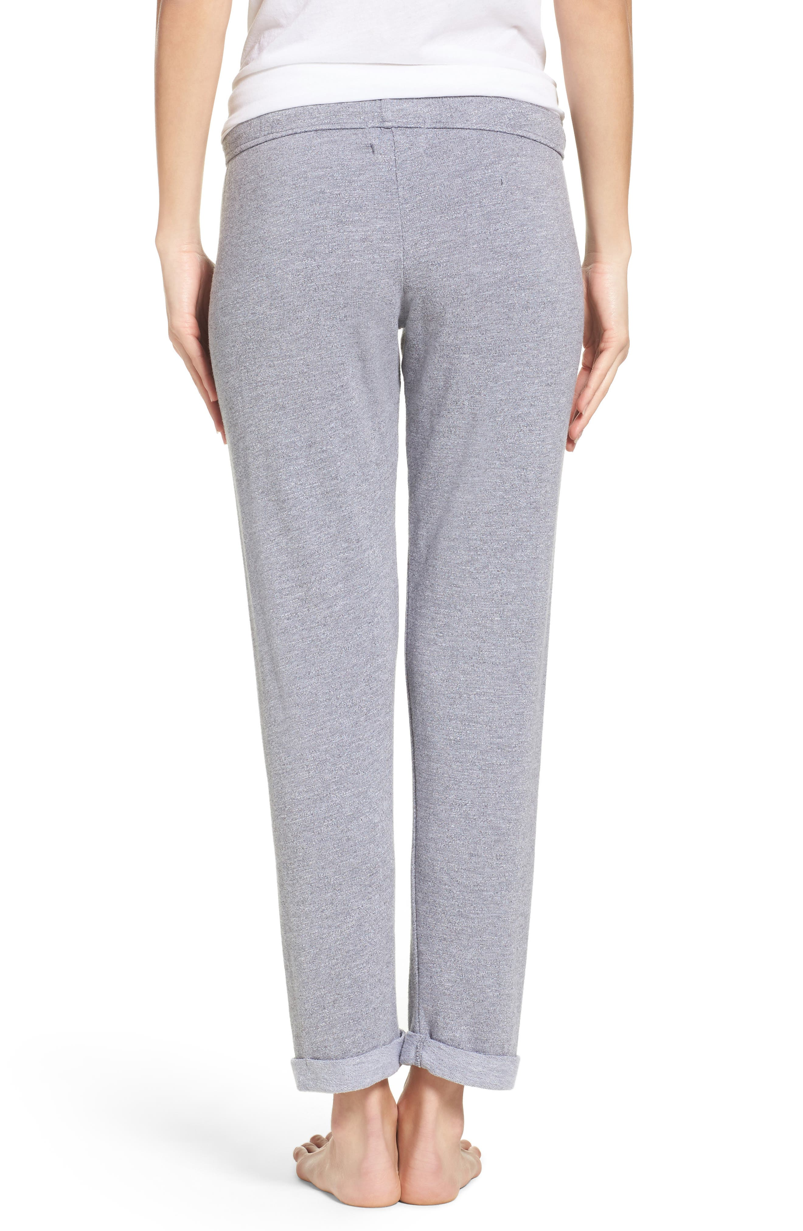 Alternate Image 2  - Monrow Boyfriend Lounge Sweatpants
