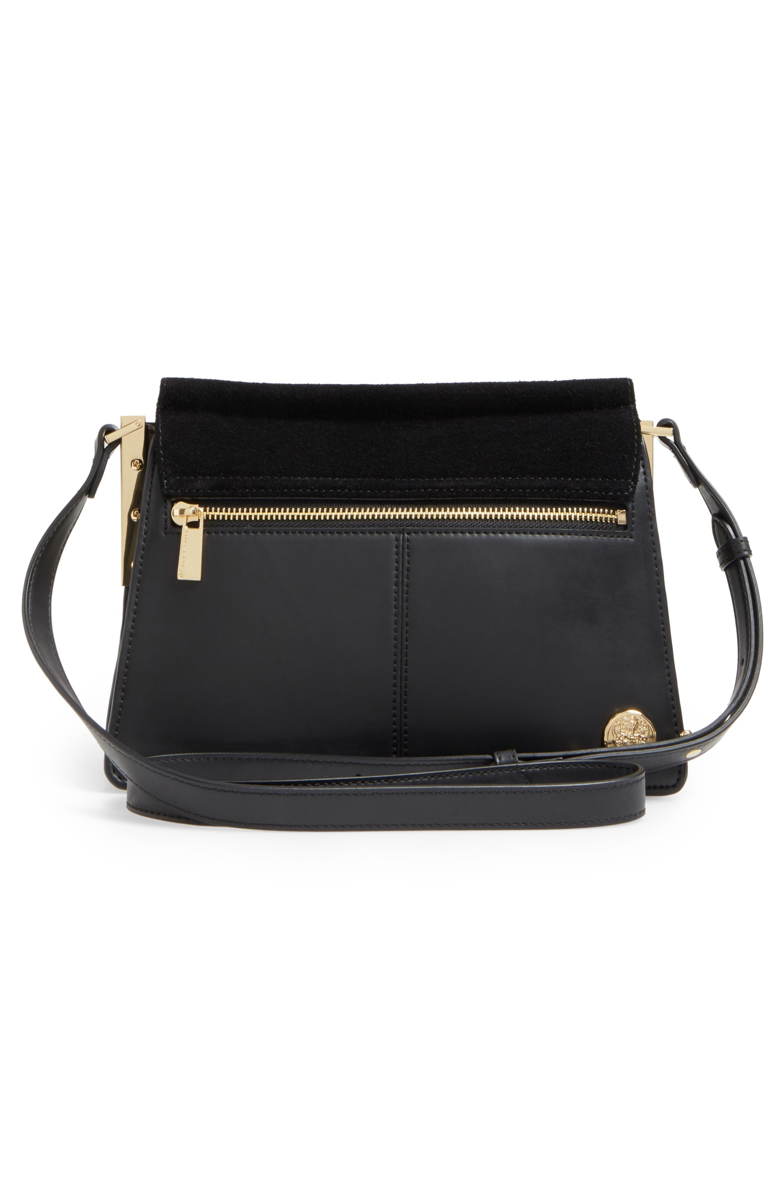 Alternate Image 2  - Vince Camuto 'Abril' Leather Shoulder Bag