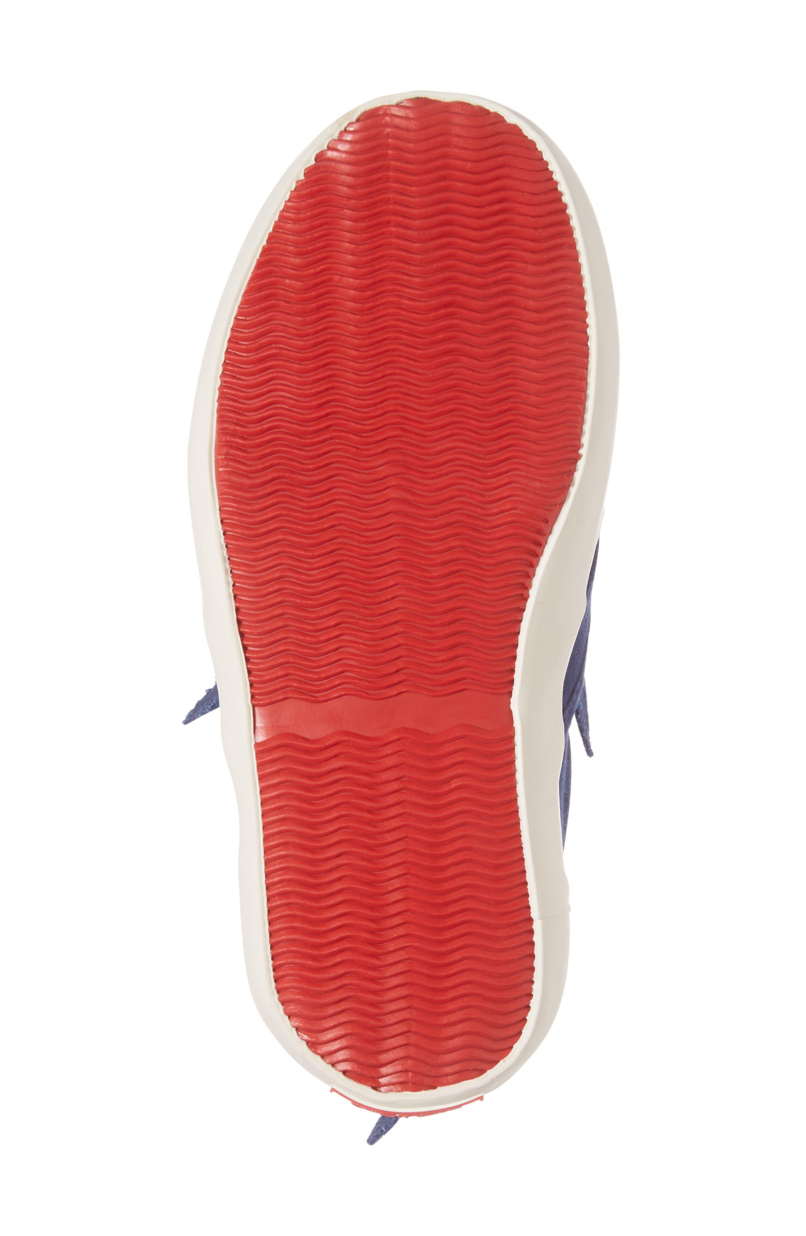 Alternate Image 6  - Mini Boden Slip-On Sneaker (Toddler, Little Kid & Big Kid)