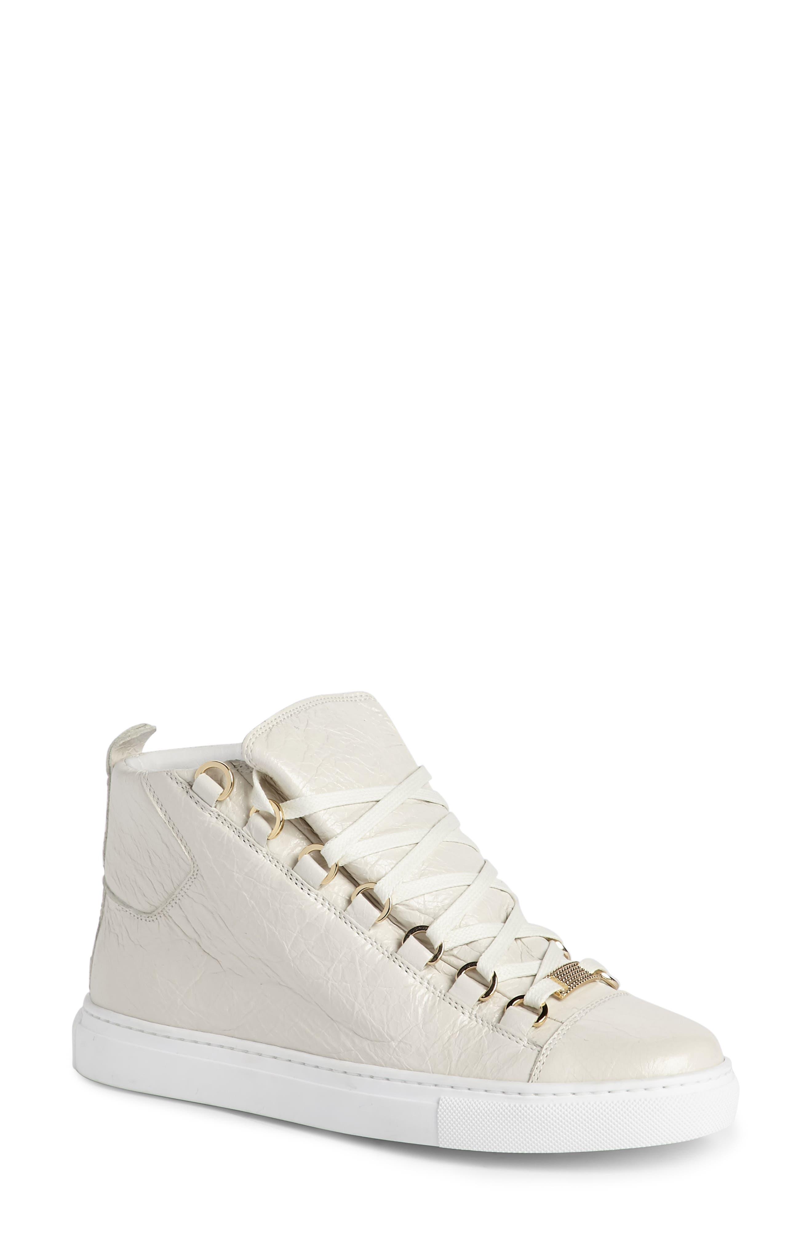 Balenciaga High Top Sneaker (Women)