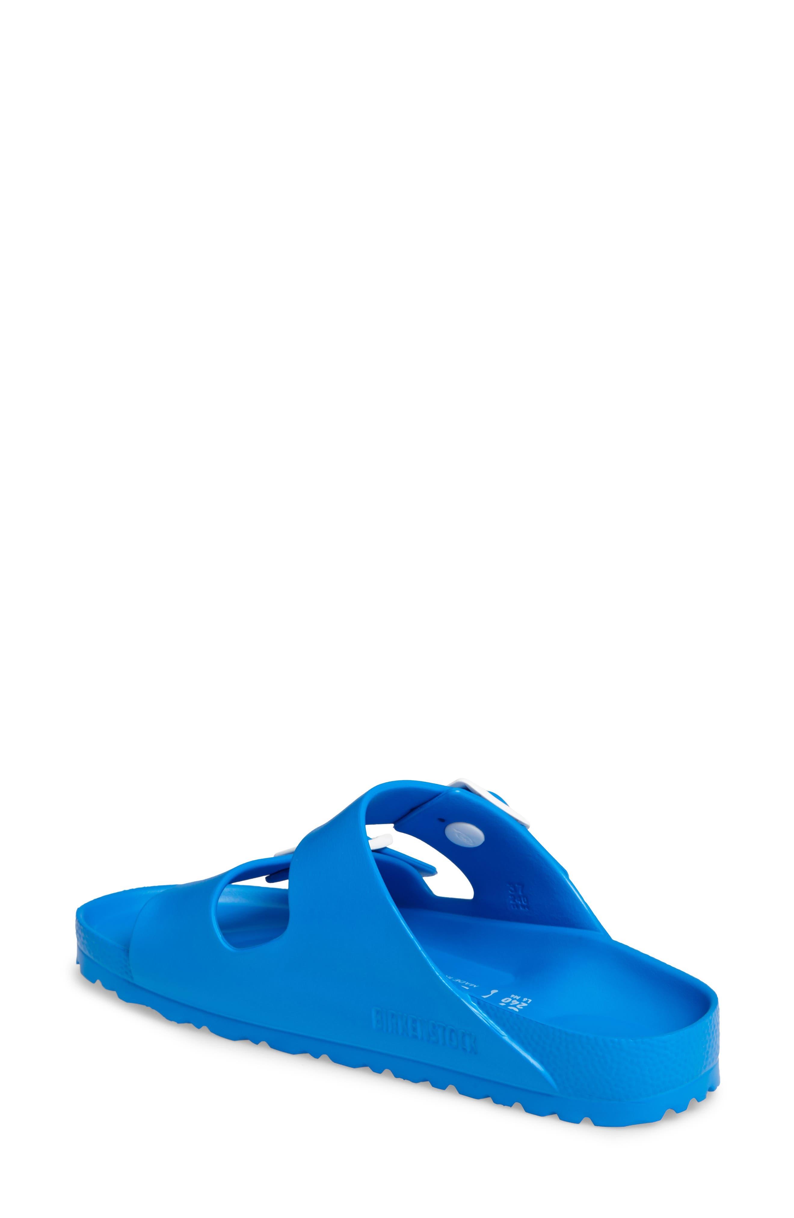 5f06e0ca9c14 Blue Birkenstock Sandals