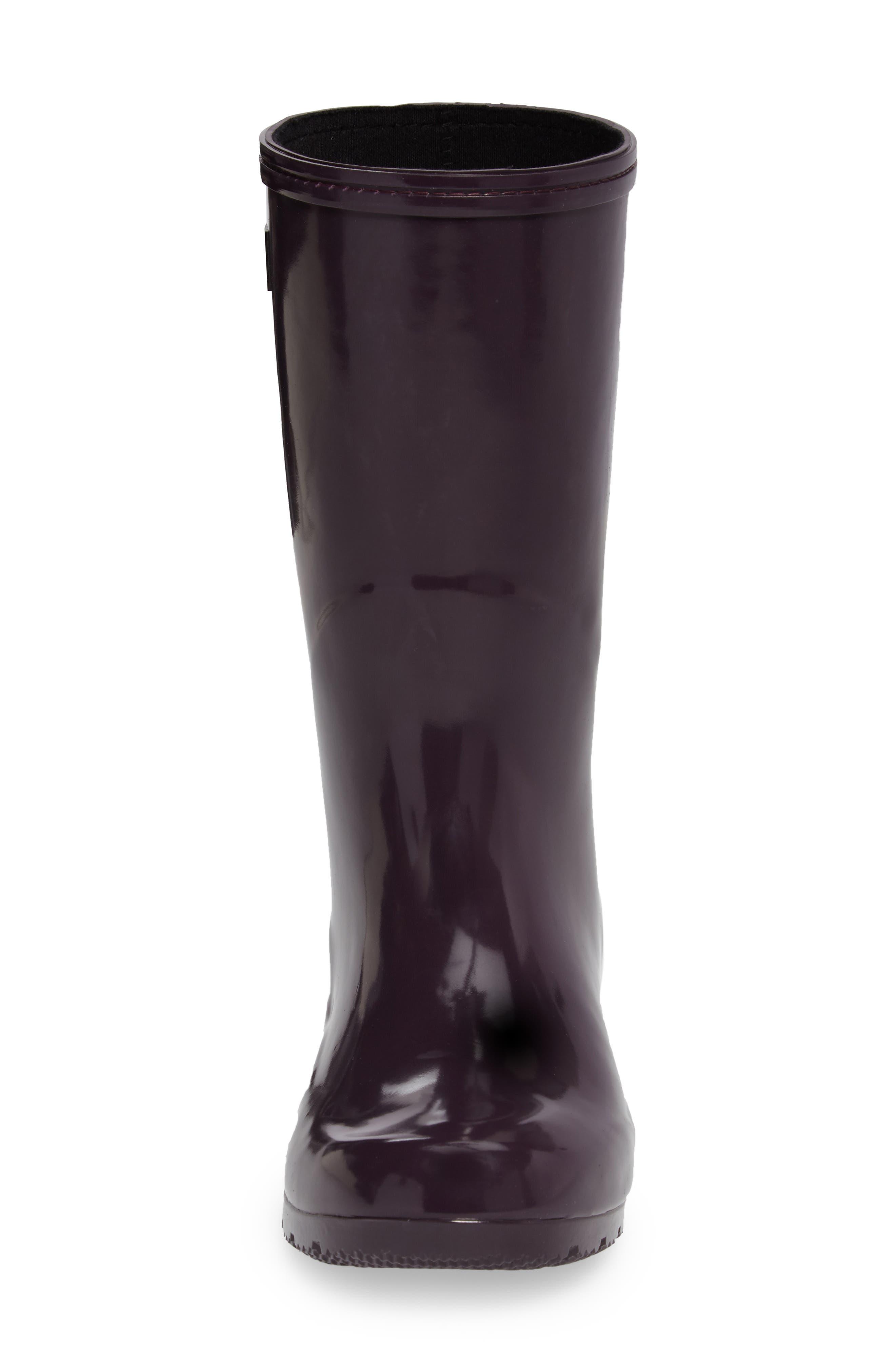 Alternate Image 4  - roma Short Rain Boot (Women)
