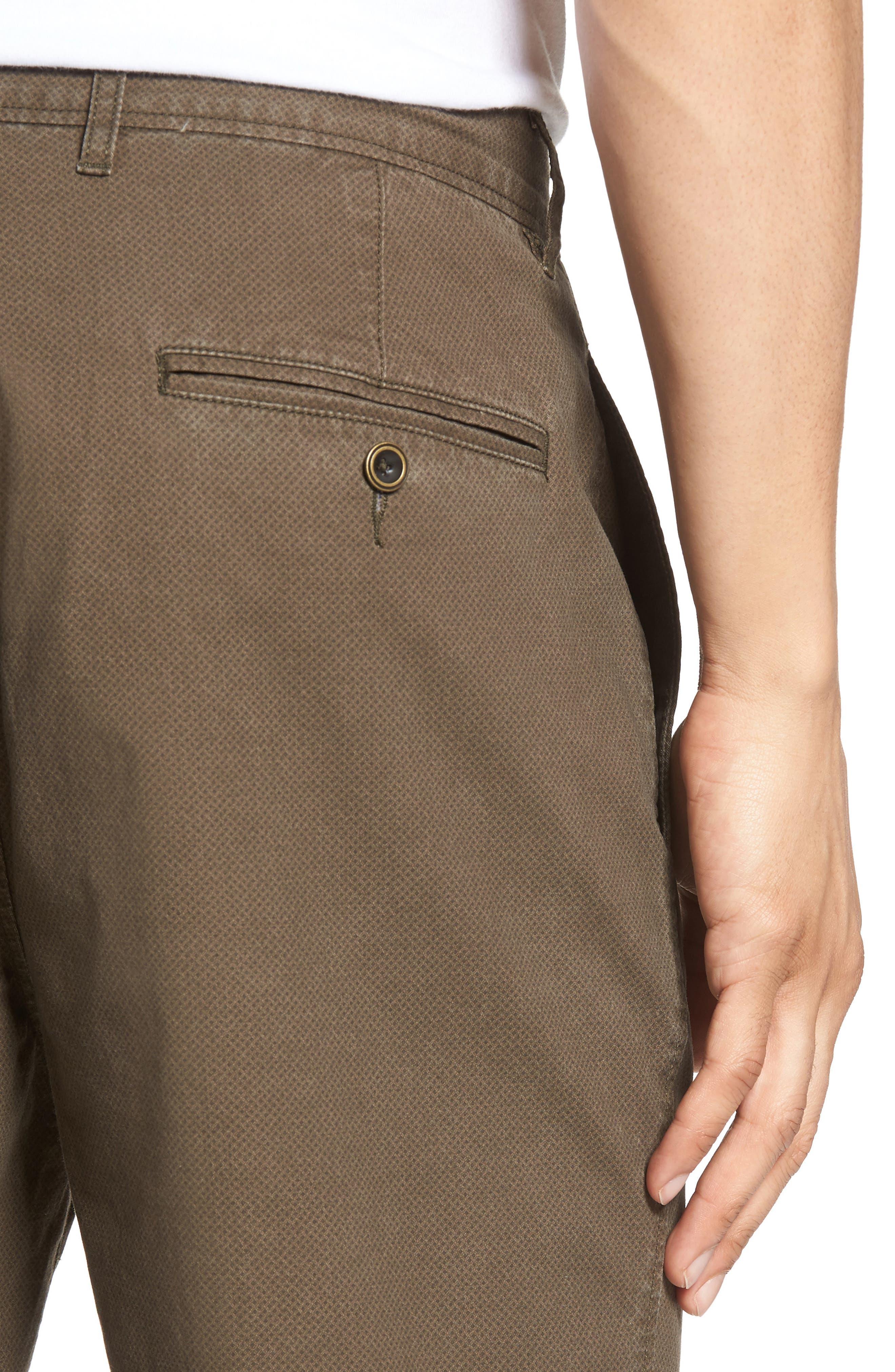 Benneydale Shorts,                             Alternate thumbnail 4, color,                             Olive