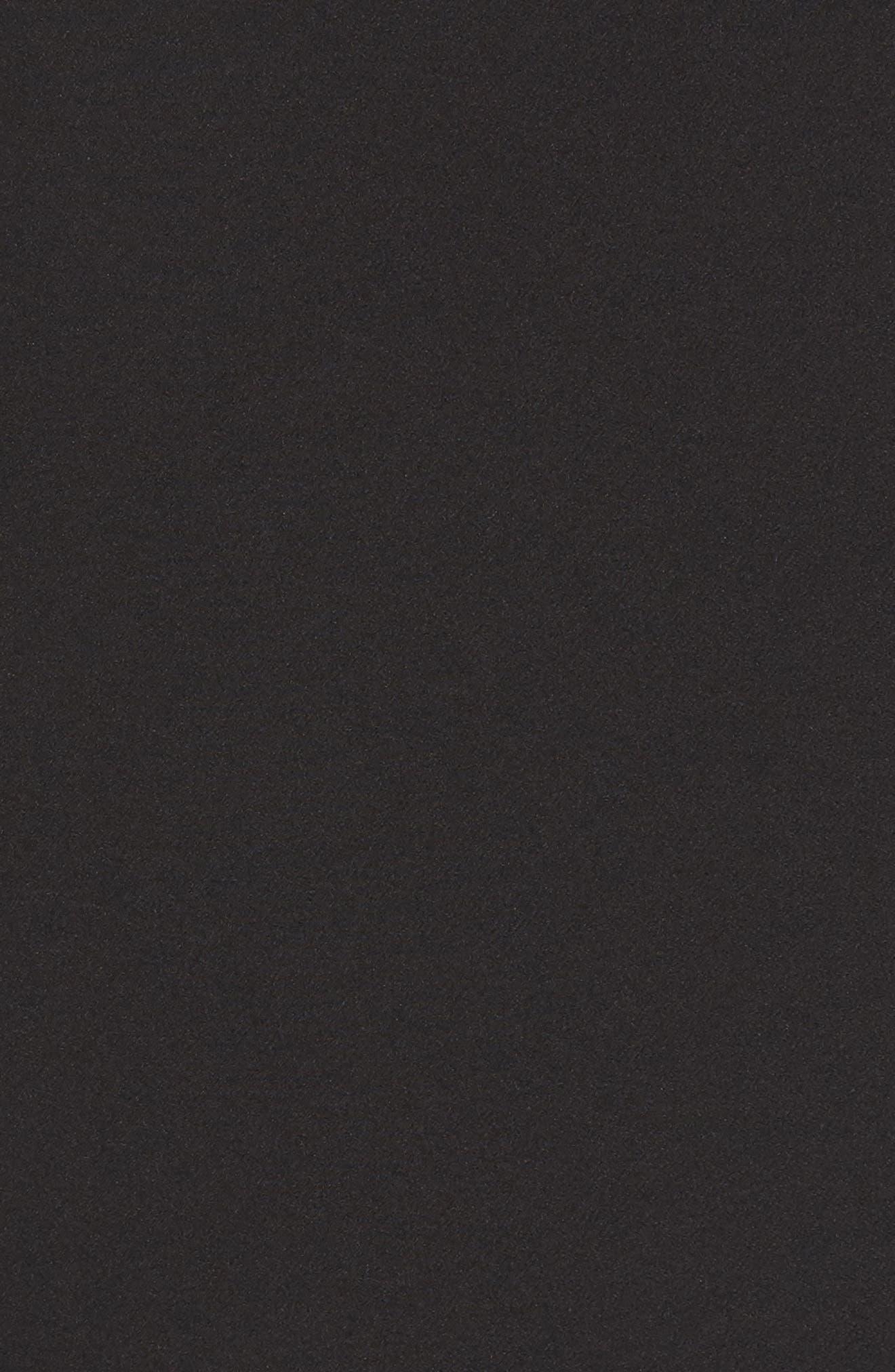 Alternate Image 6  - Charles Henry Bell Sleeve Shift Dress (Regular & Petite)