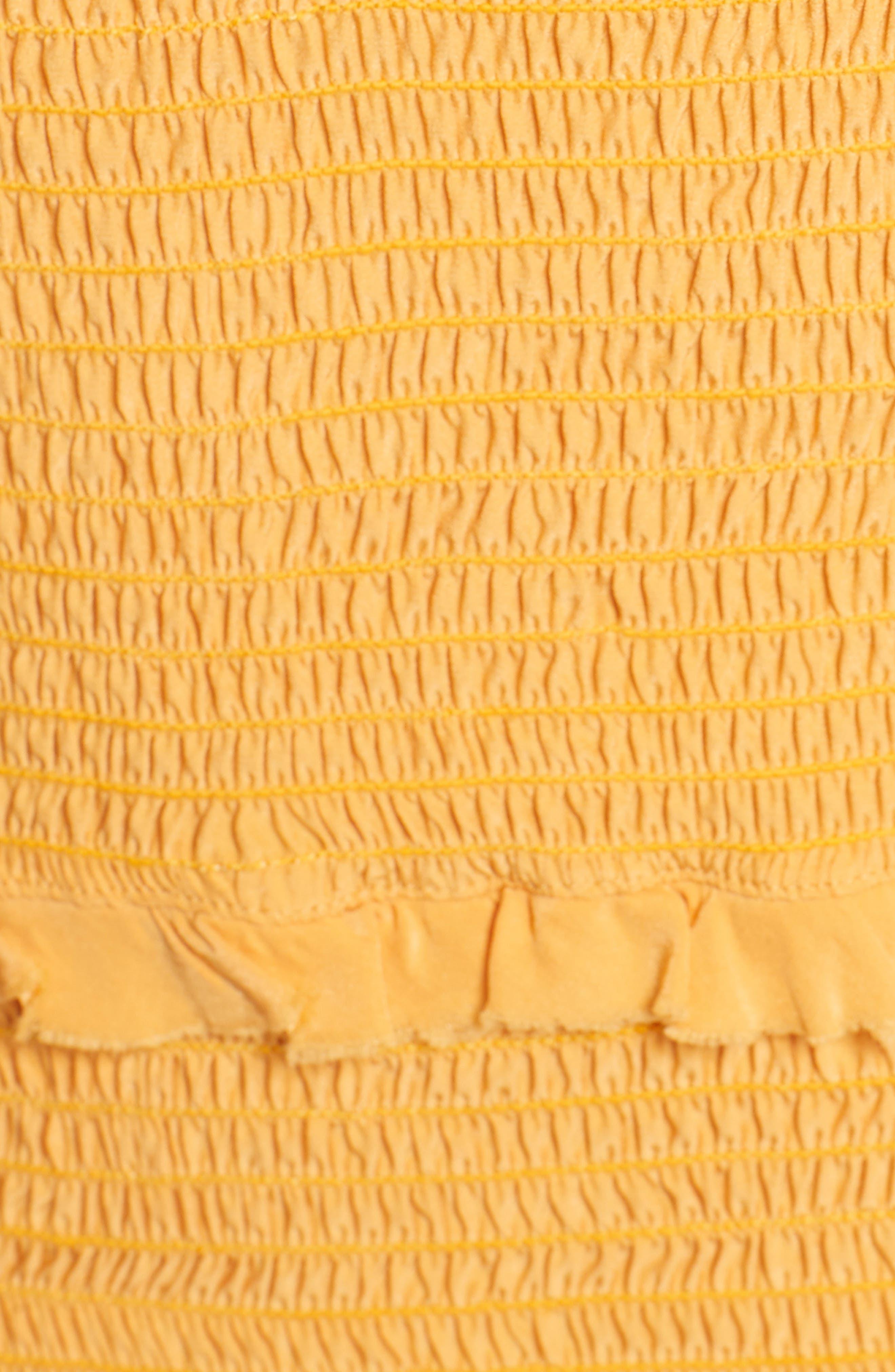 Alternate Image 5  - Cinq à Sept Pascal Silk Cold Shoulder Top