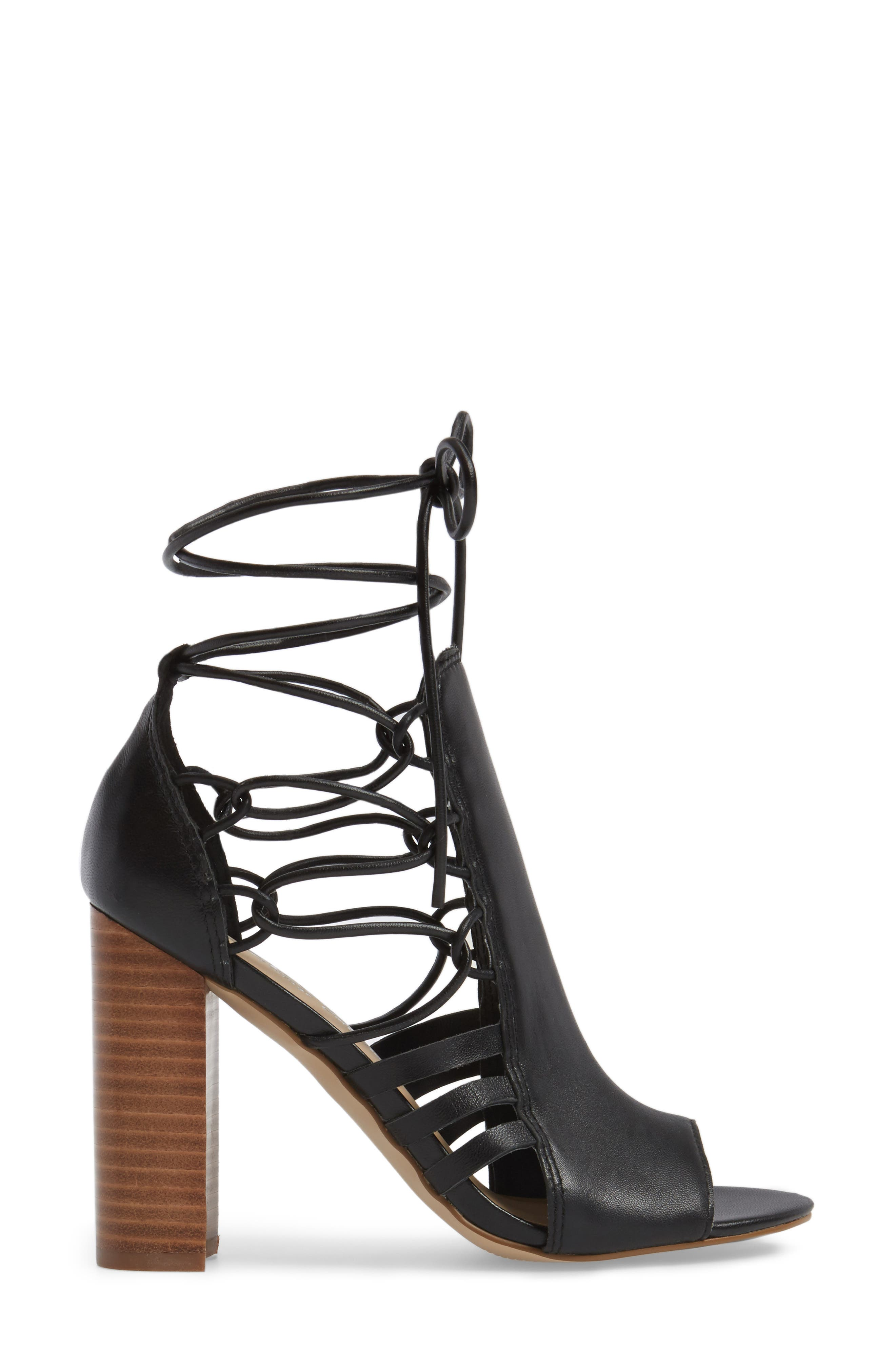 Alternate Image 3  - Sbicca Adette Ankle Tie Sandal (Women)