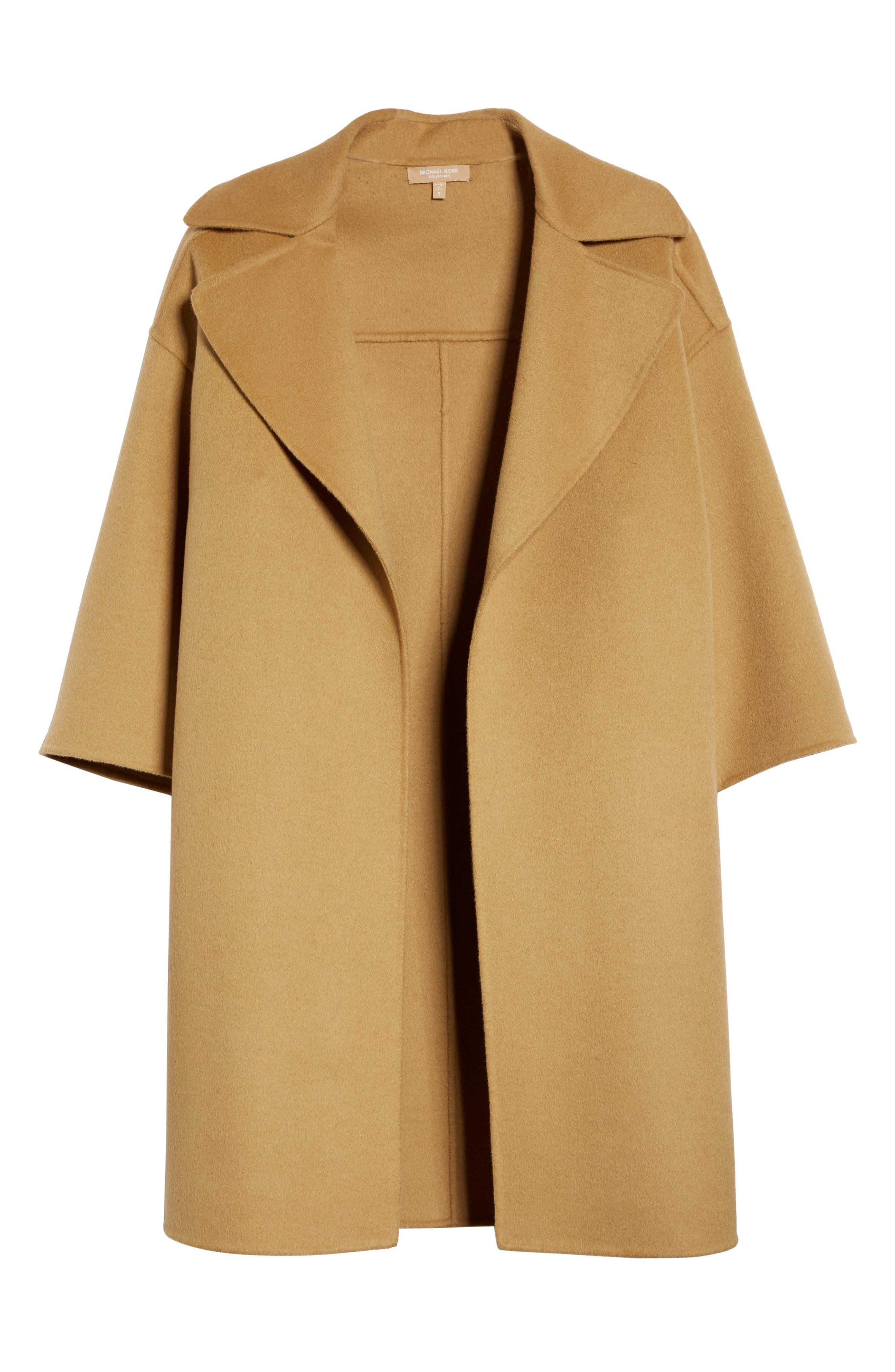 Alternate Image 4  - Michael Kors Wool Blend Coat