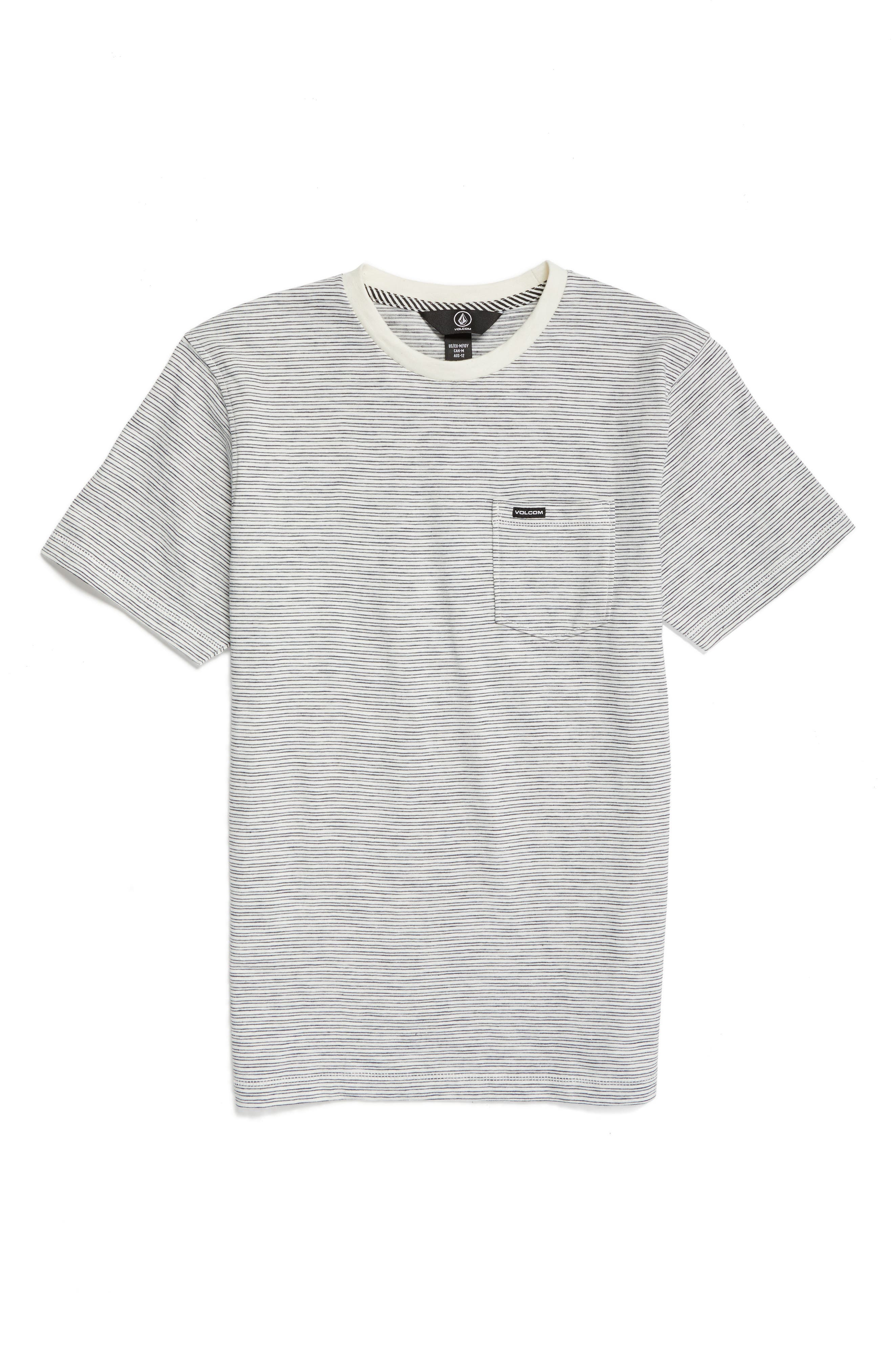 Main Image - Volcom Bonus T-Shirt (Big Boys)