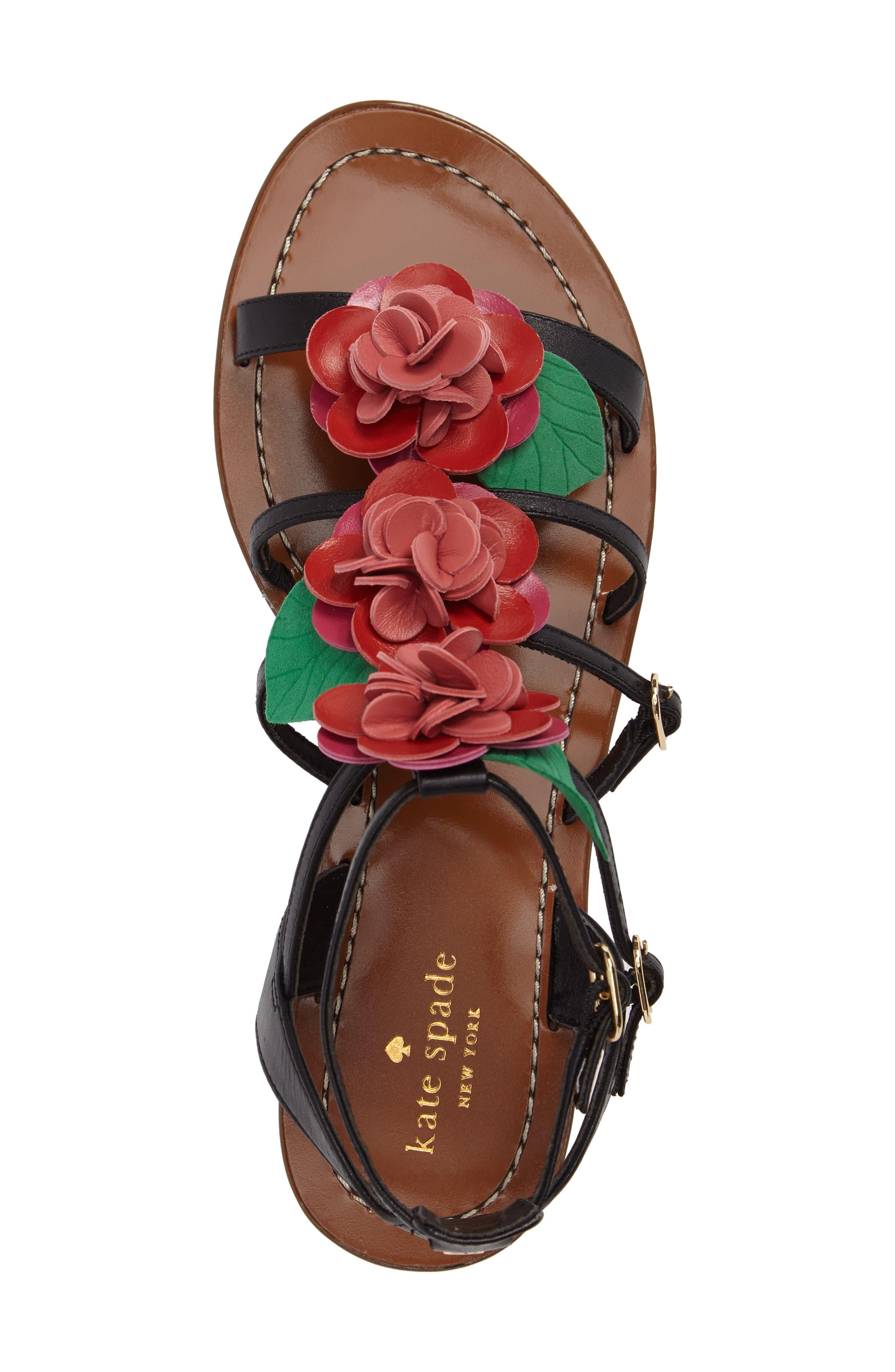 Alternate Image 5  - kate spade new york columbus flat sandal (Women)