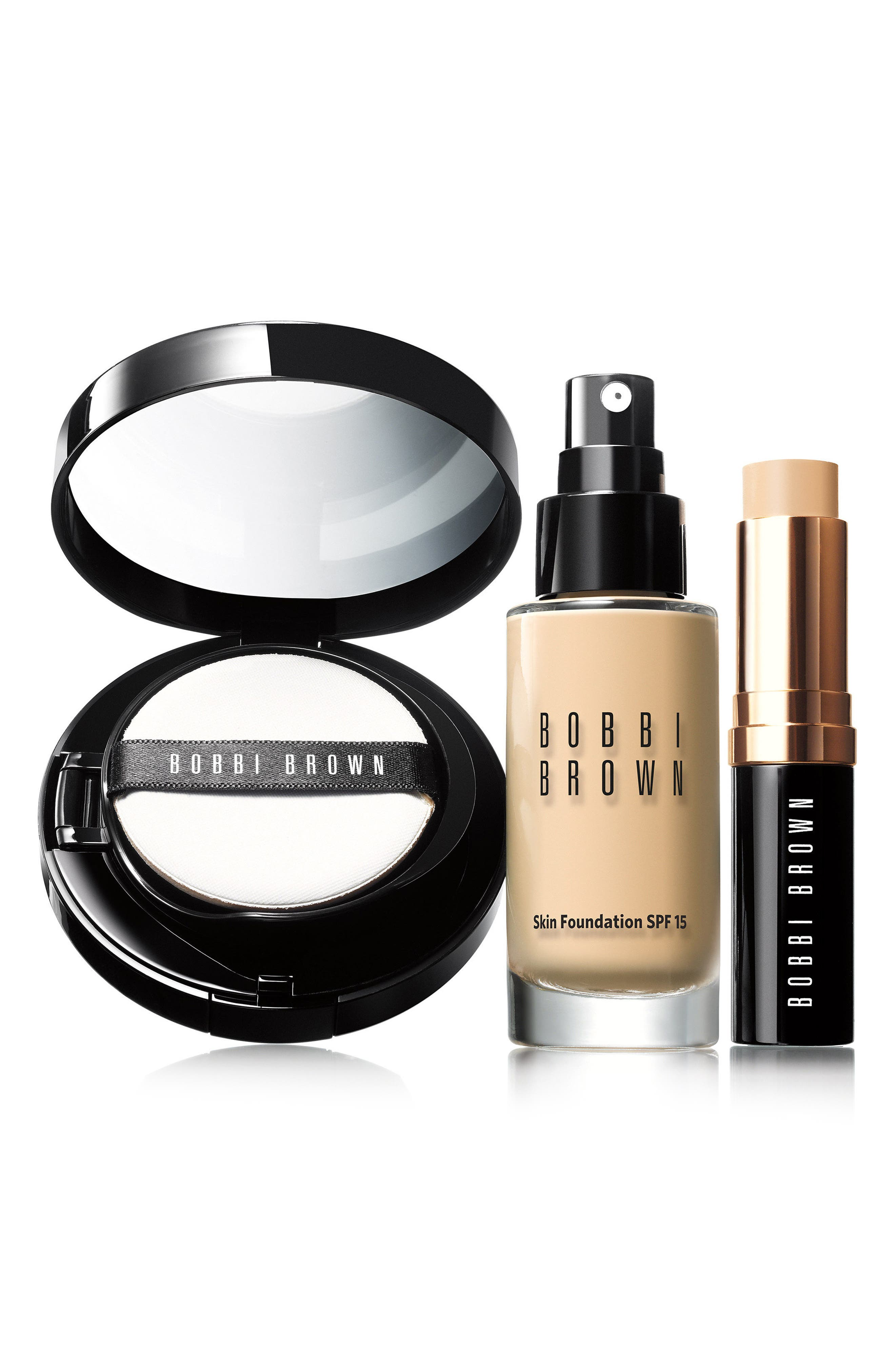 Alternate Image 7  - Bobbi Brown Skin Foundation Cushion Compact SPF 35