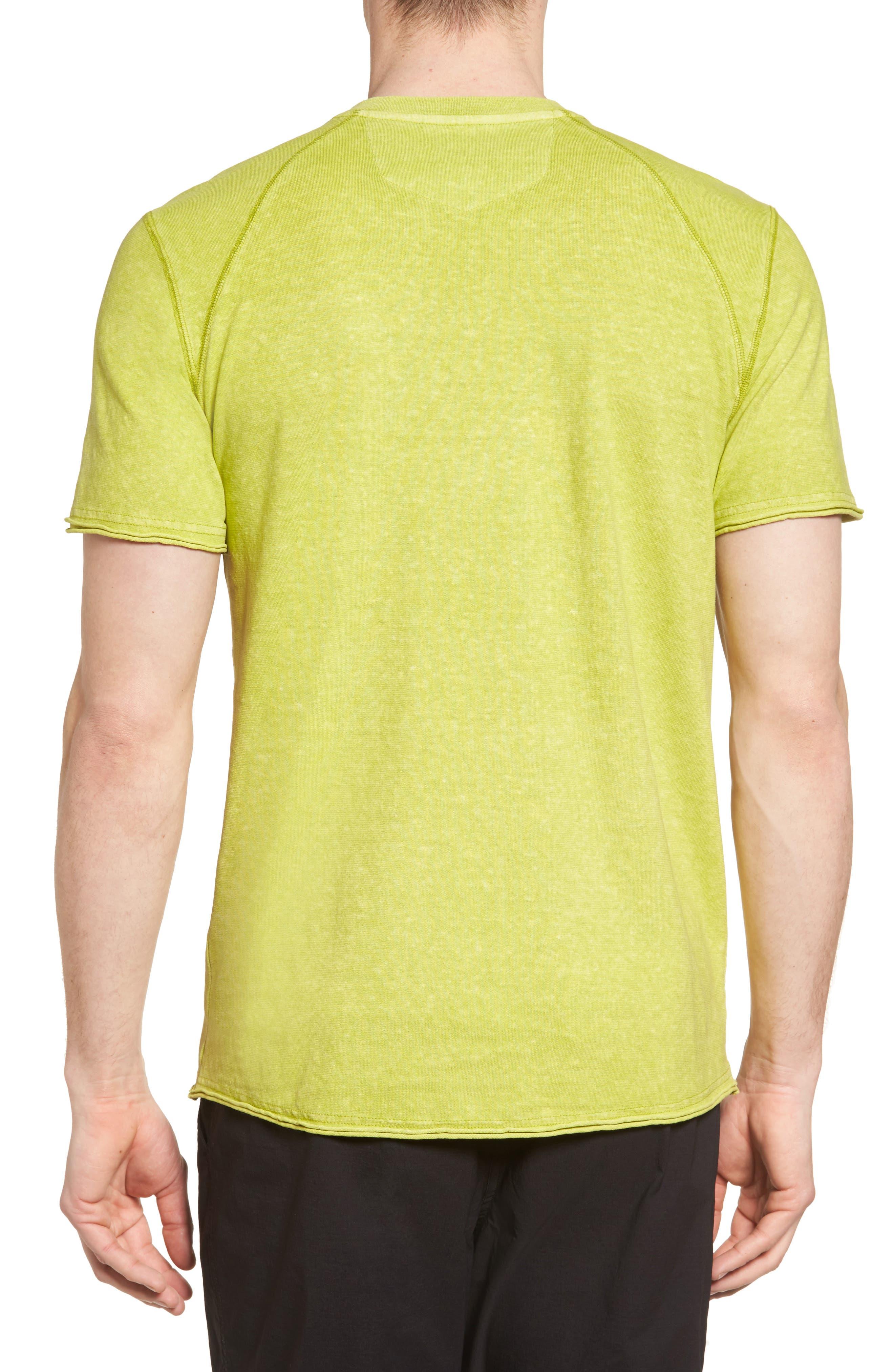 Camura T-Shirt,                             Alternate thumbnail 2, color,                             Olive Leaf