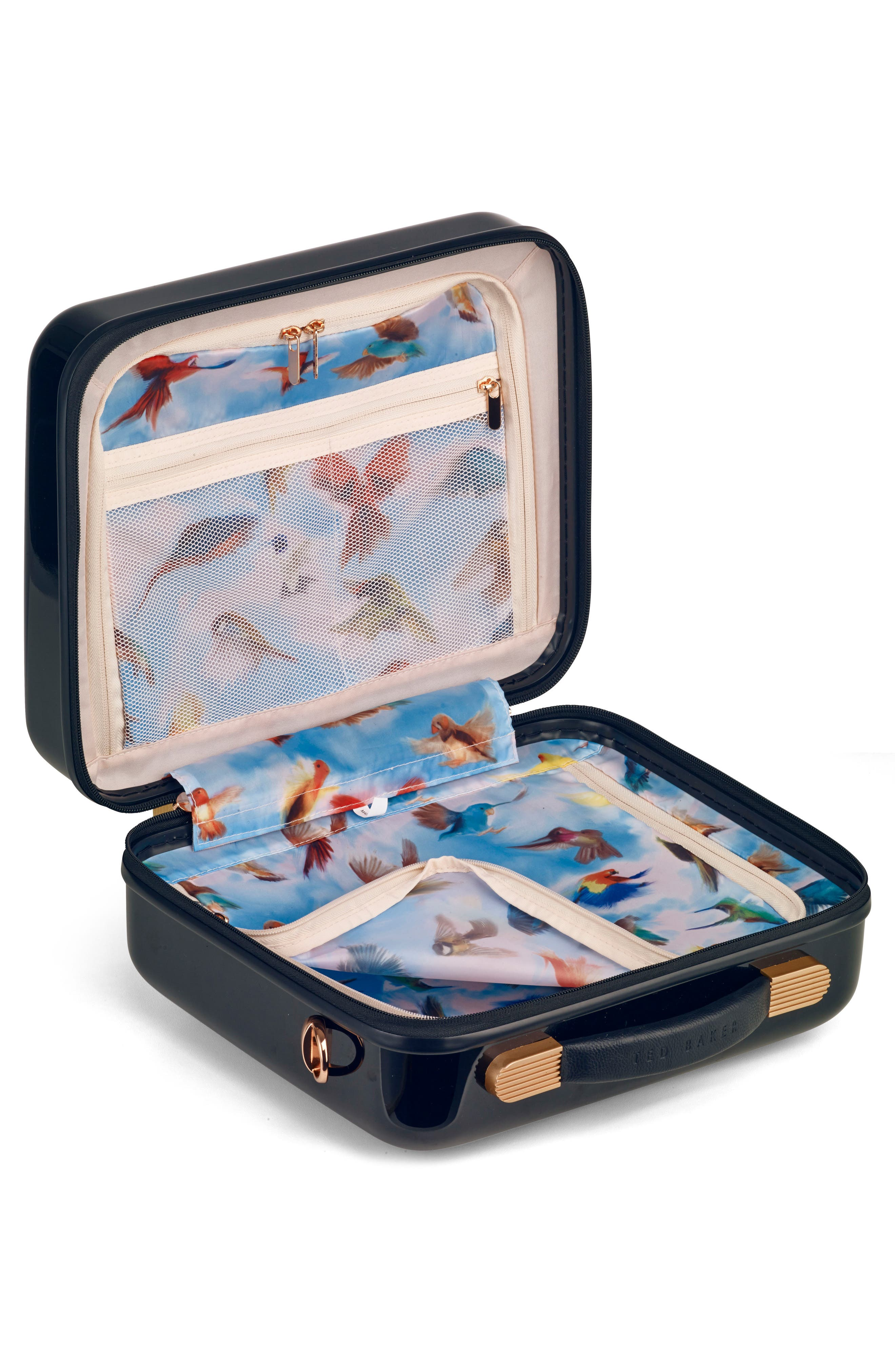 Alternate Image 3  - Ted Baker London Gem Garden Vanity Case