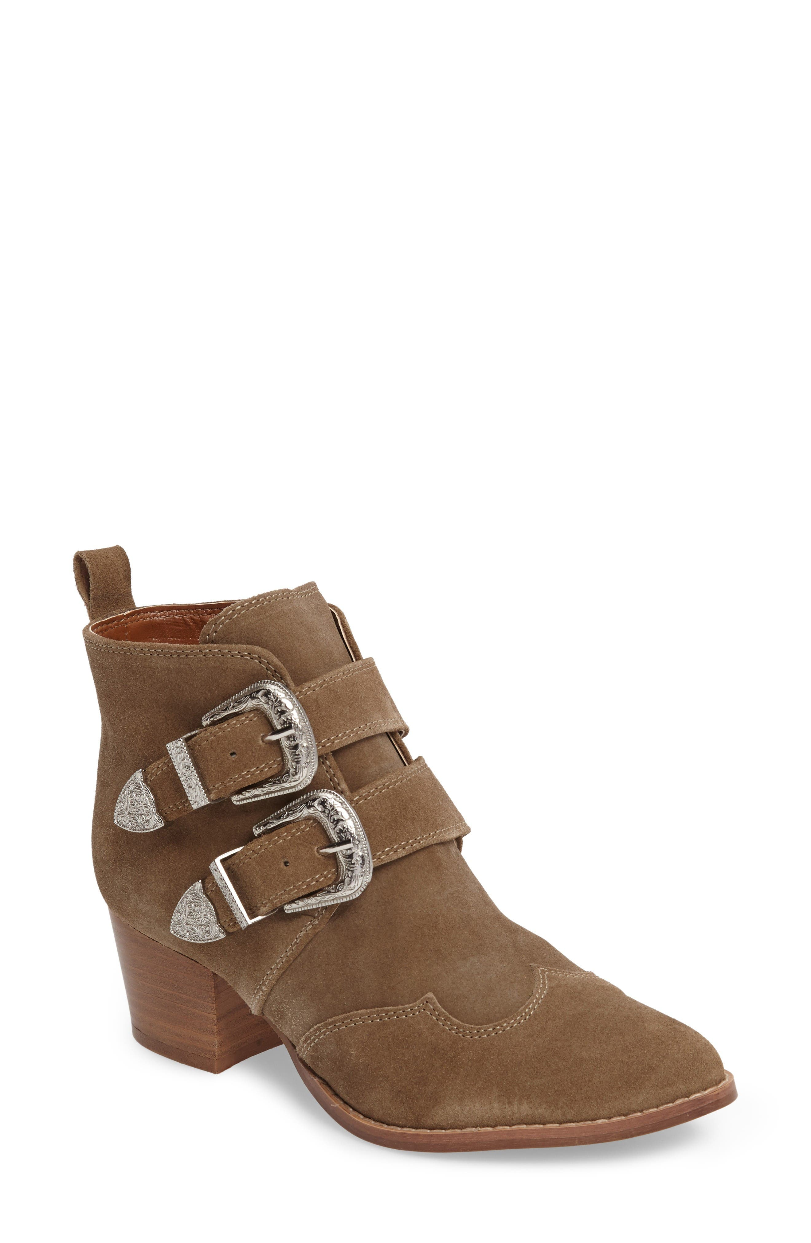 Alternate Image 1 Selected - Topshop Montana Boot (Women)